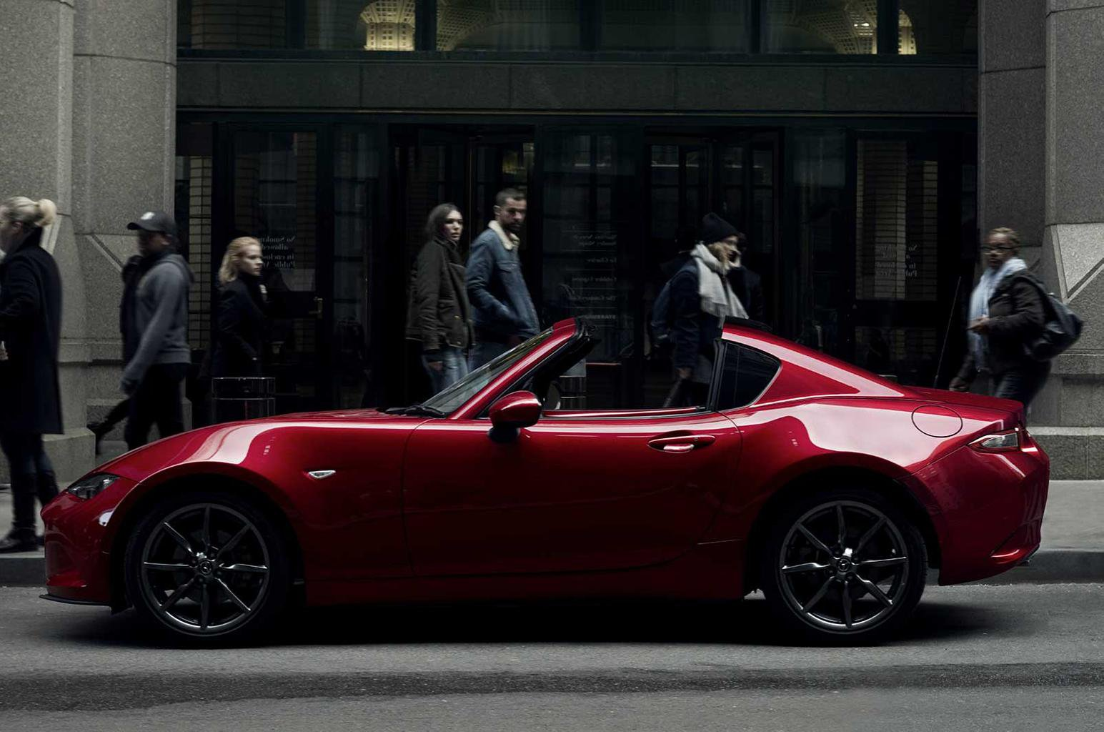 Mx 5 Rf Price >> New Mazda Mx 5 Rf Priced From 22 195 What Car