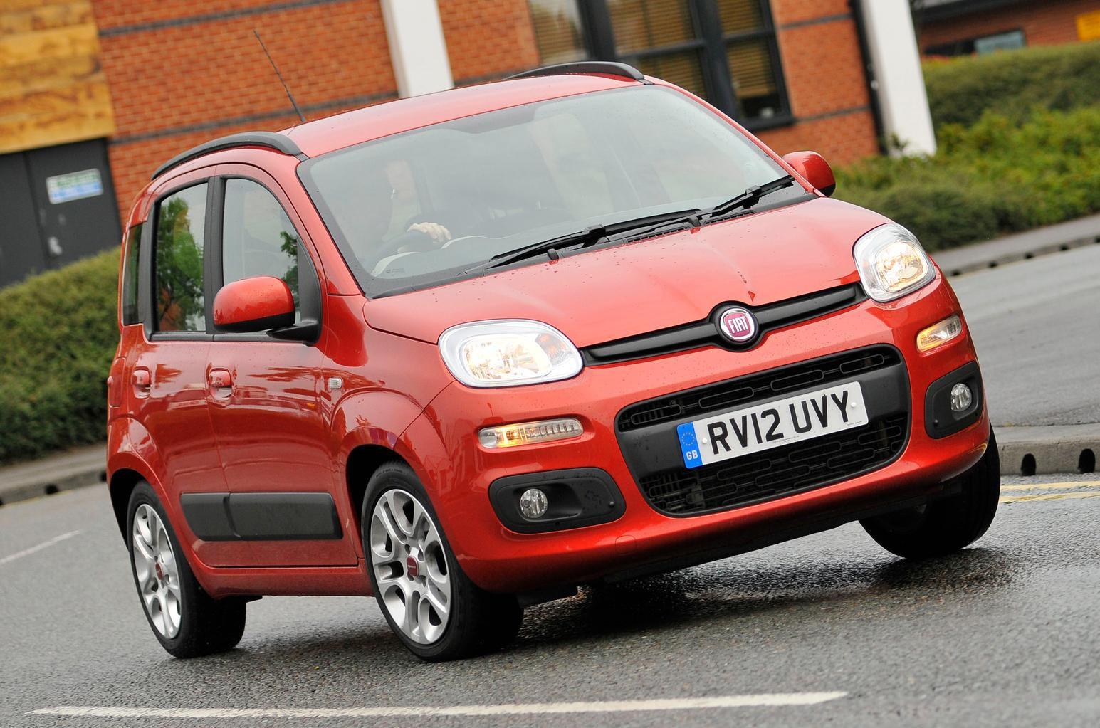 Used test – clever city cars: Fiat Panda vs Skoda Citigo