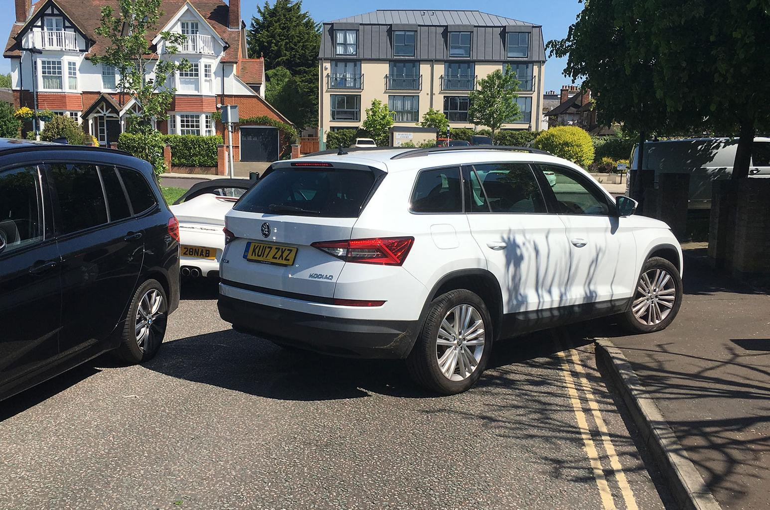 Skoda Kodiaq long-term test review