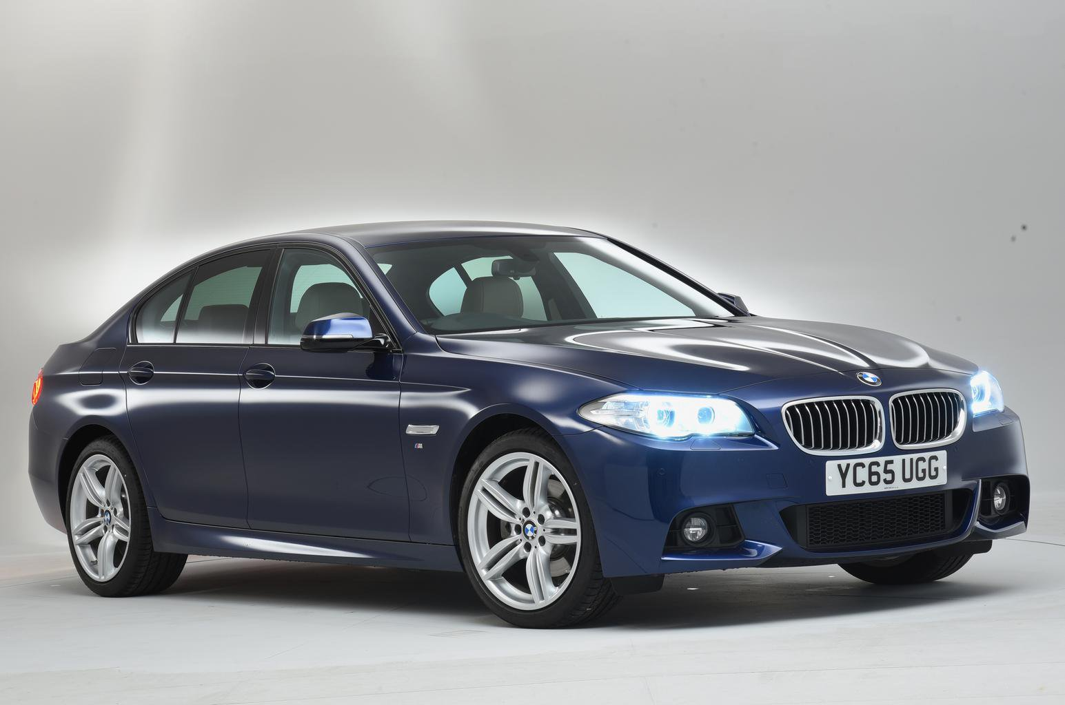 BMW 5 Series vs Jaguar XF vs Mercedes-Benz E-Class