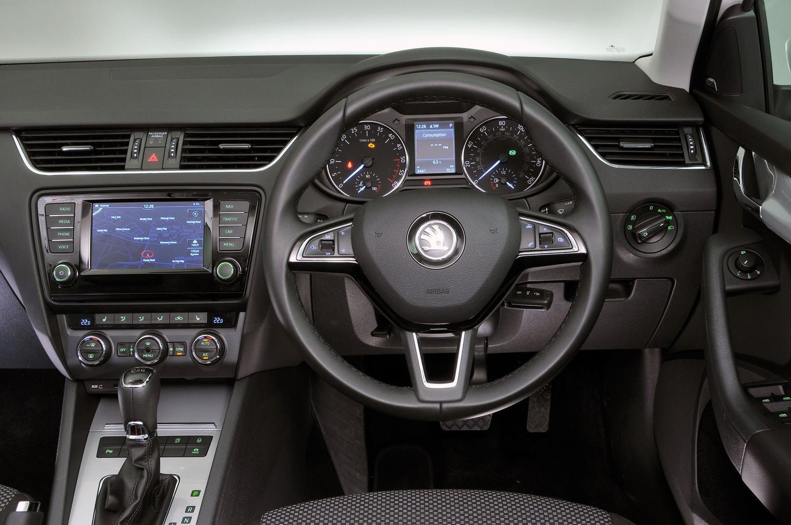 Skoda Octavia Estate vs Vauxhall Astra Sports Tourer