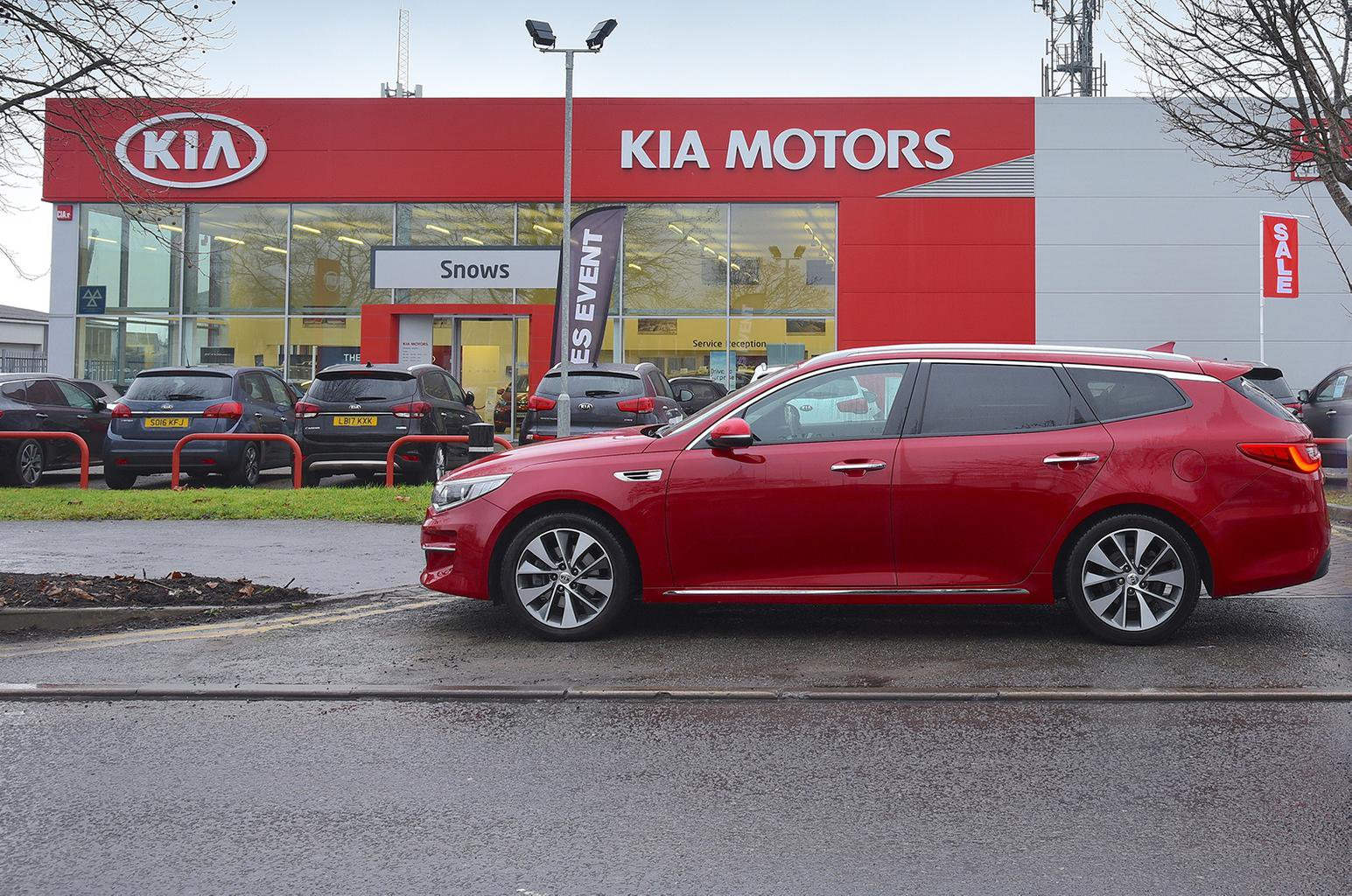 Kia Optima Sportswagon long-term review