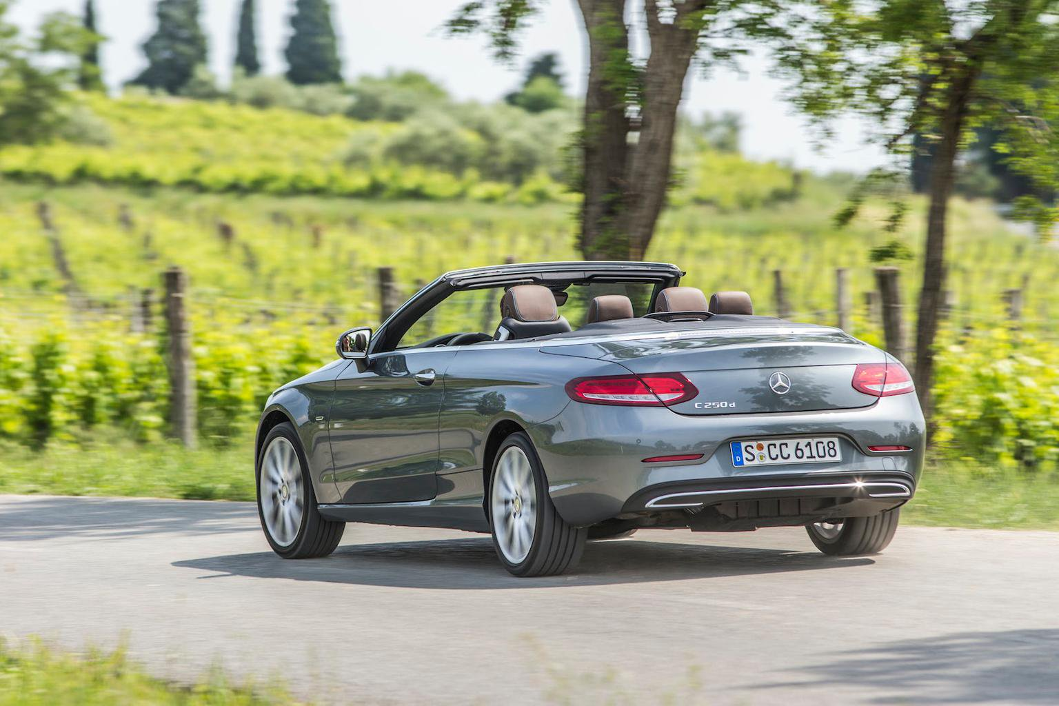 2016 Mercedes C 250 d Cabriolet review