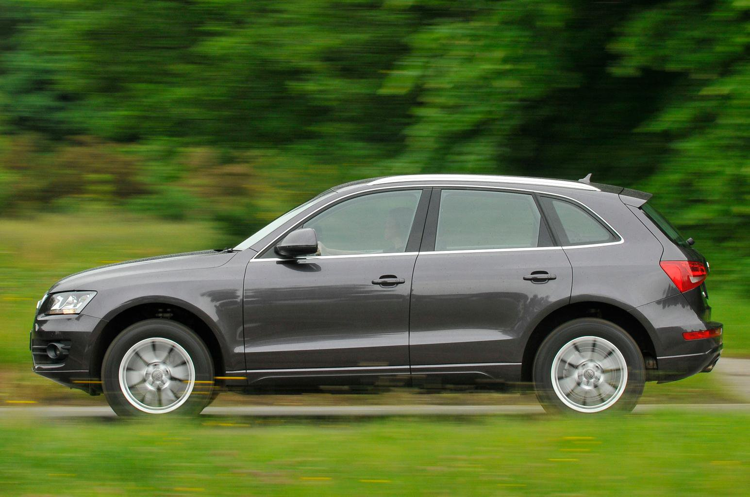 Used test – SUV vs estate: Audi Q5 vs Volkswagen Passat Alltrack vs Volvo XC60