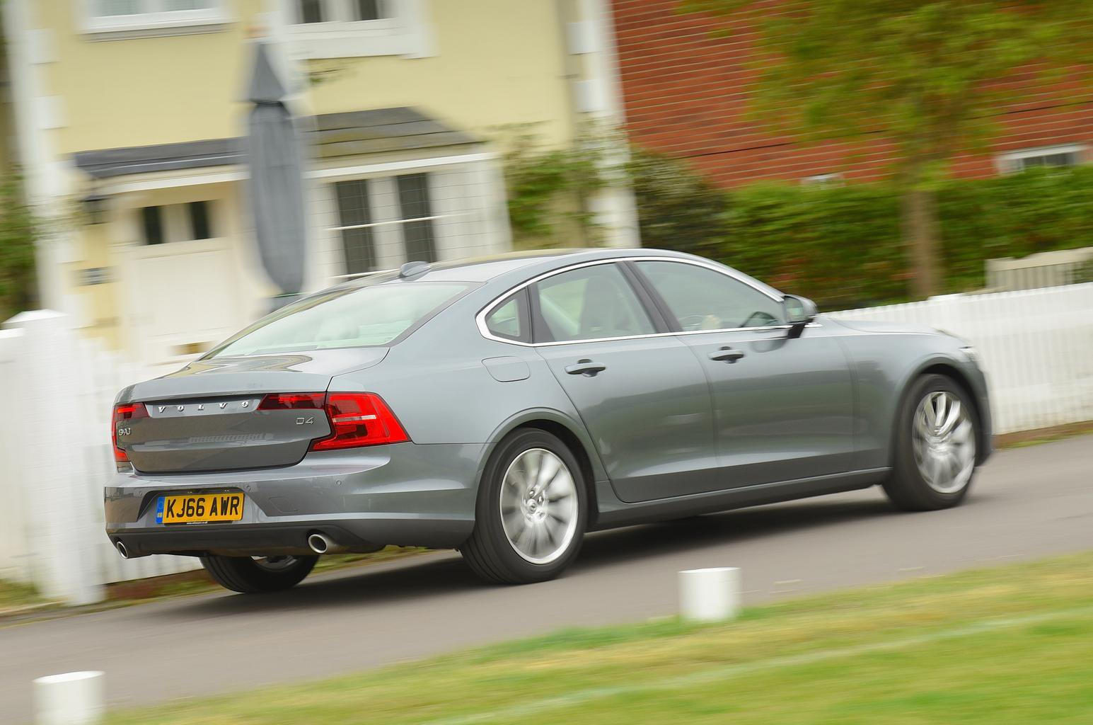 Volvo S90 Long Term Test Review