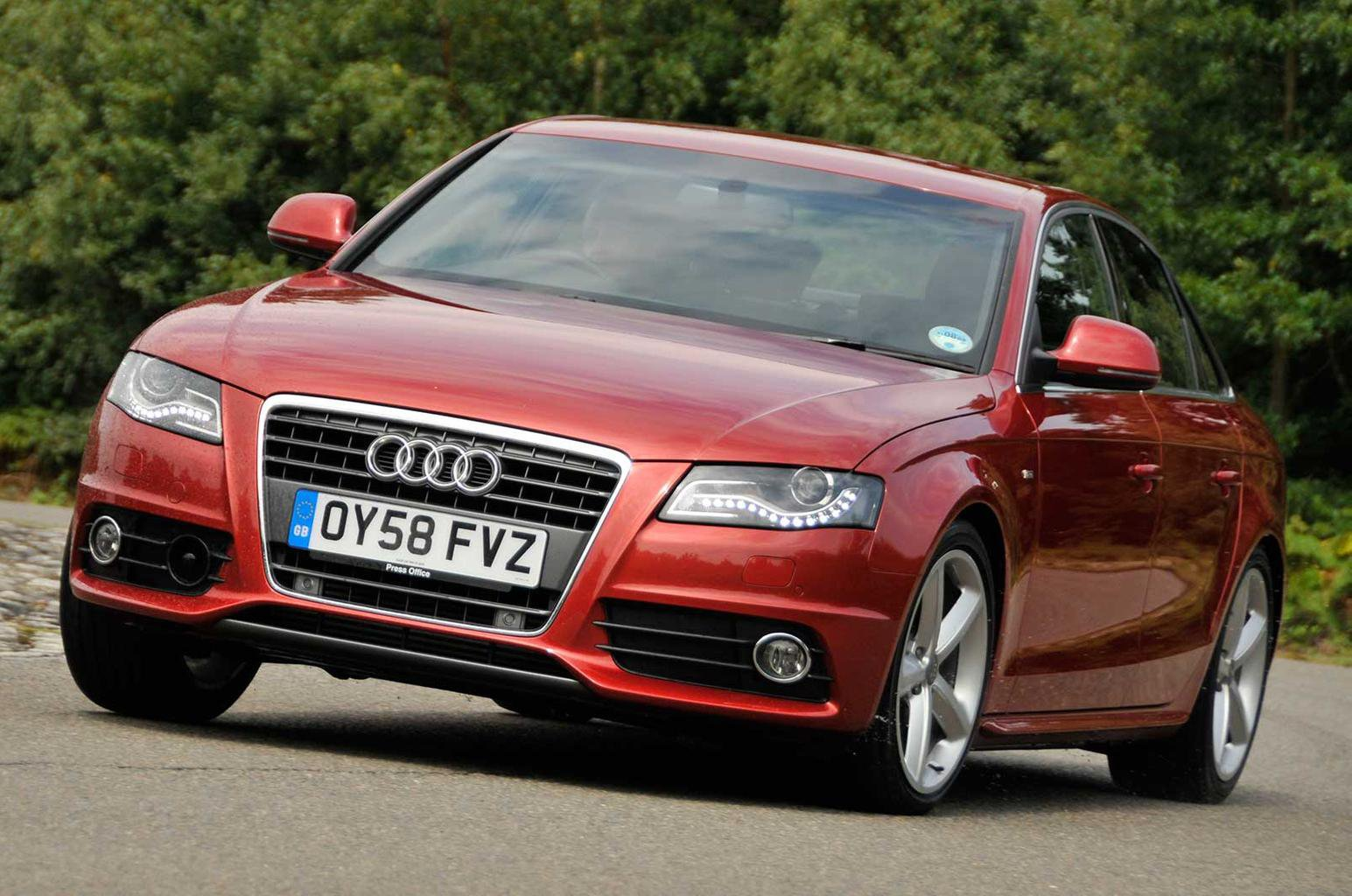 Used car of the week: Audi A4