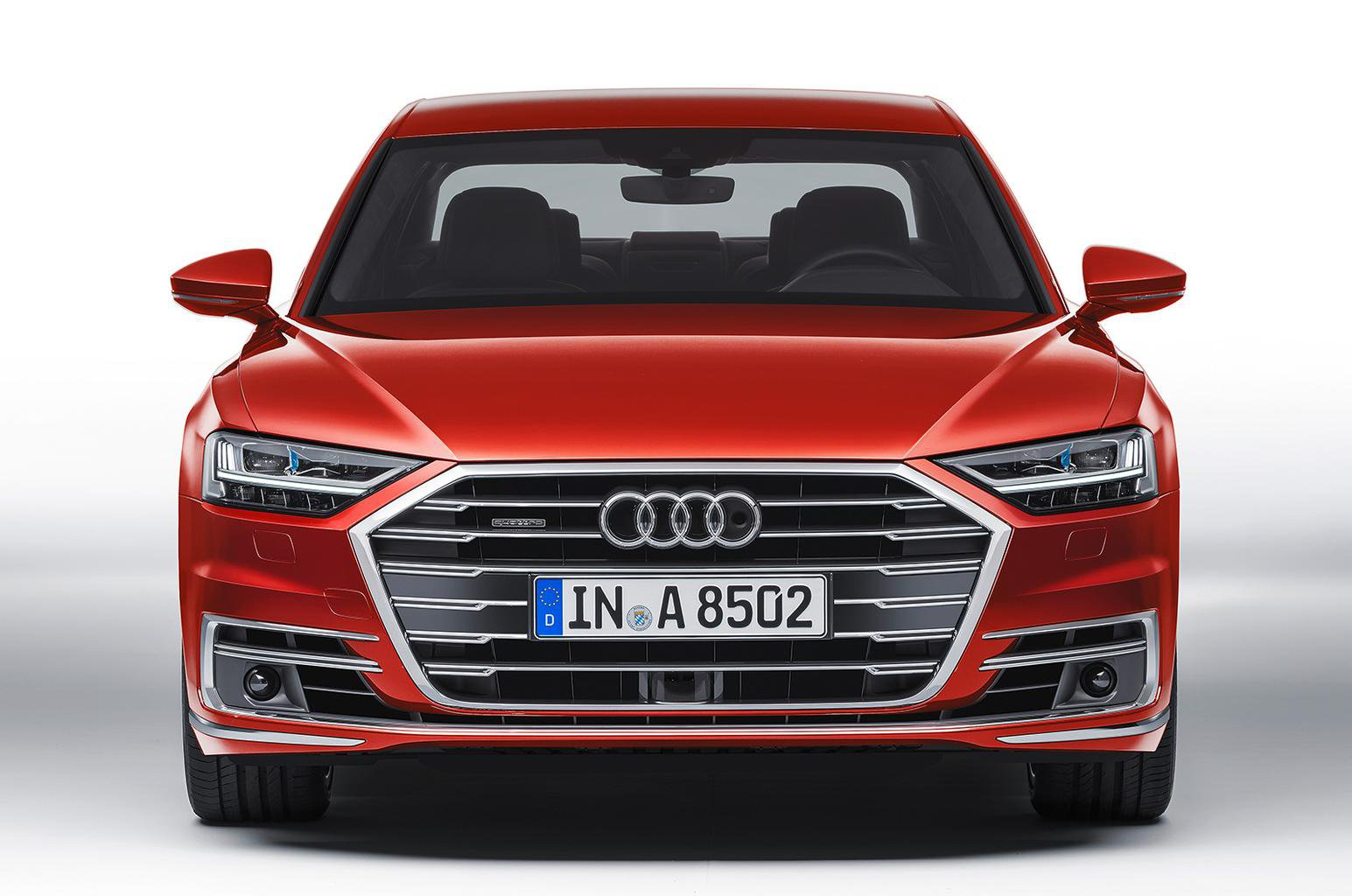 New Audi A8 revealed – prices, specs and engines
