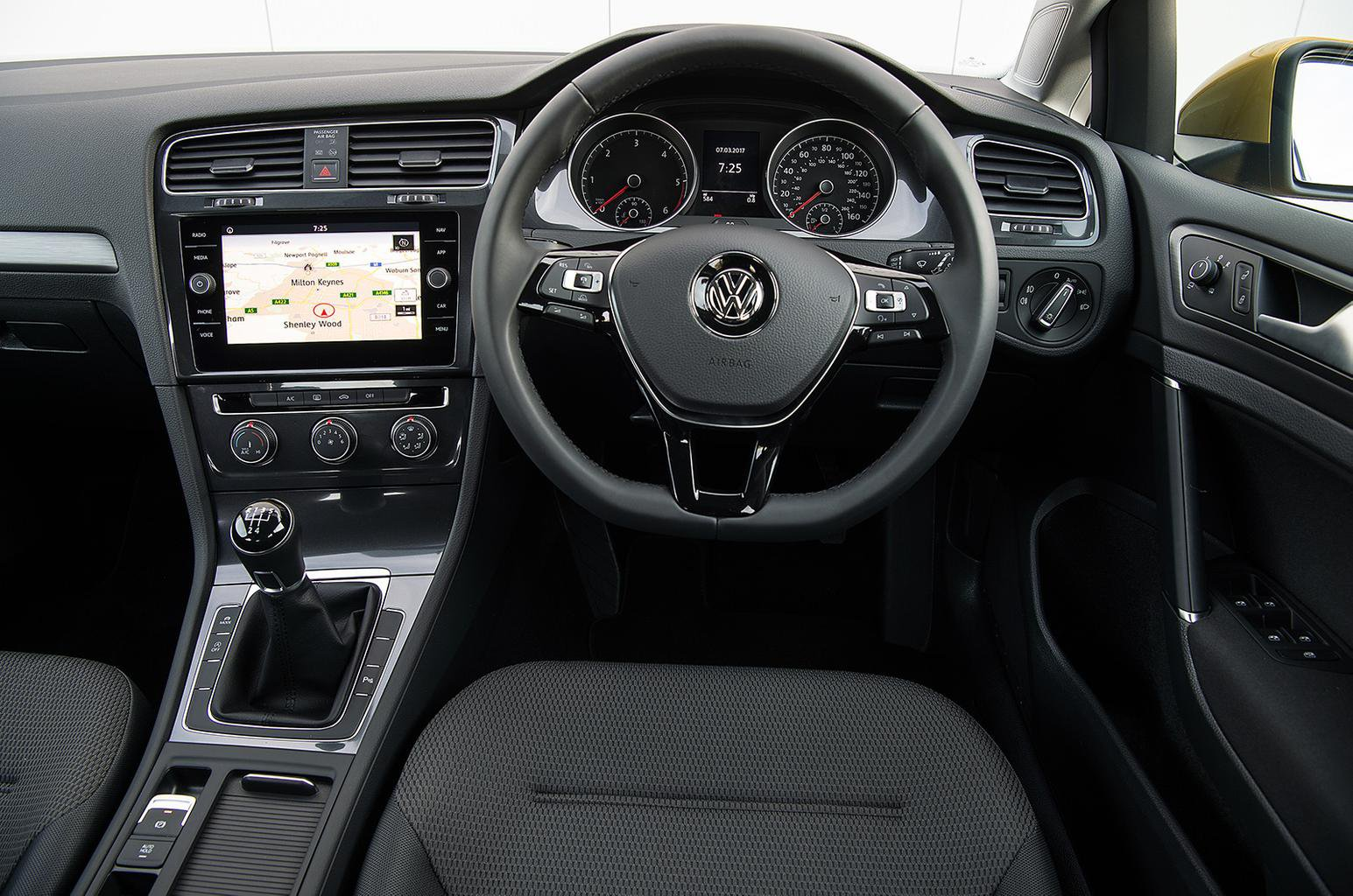 How to spec a Volkswagen Golf