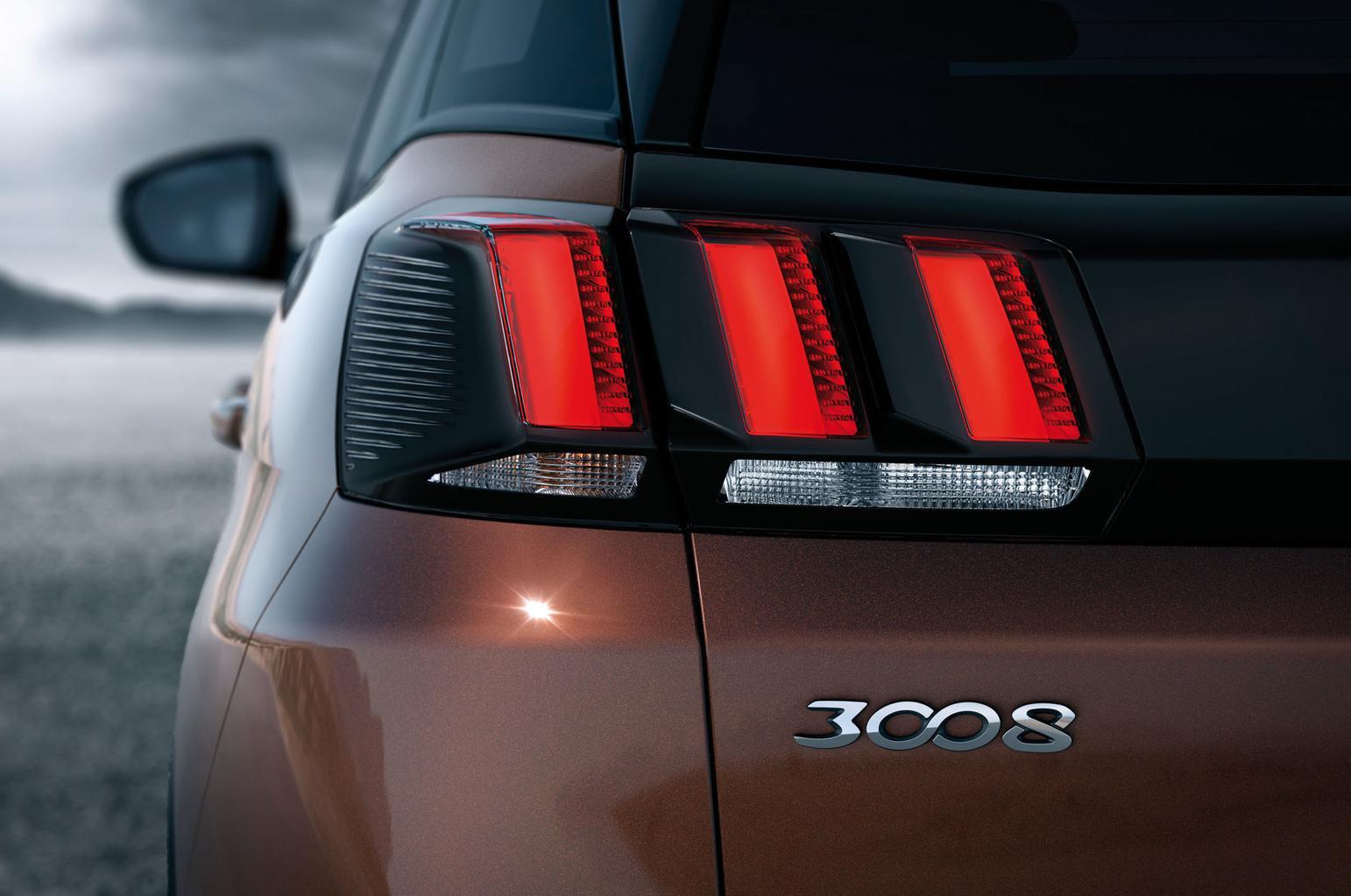 New Peugeot 3008 revealed