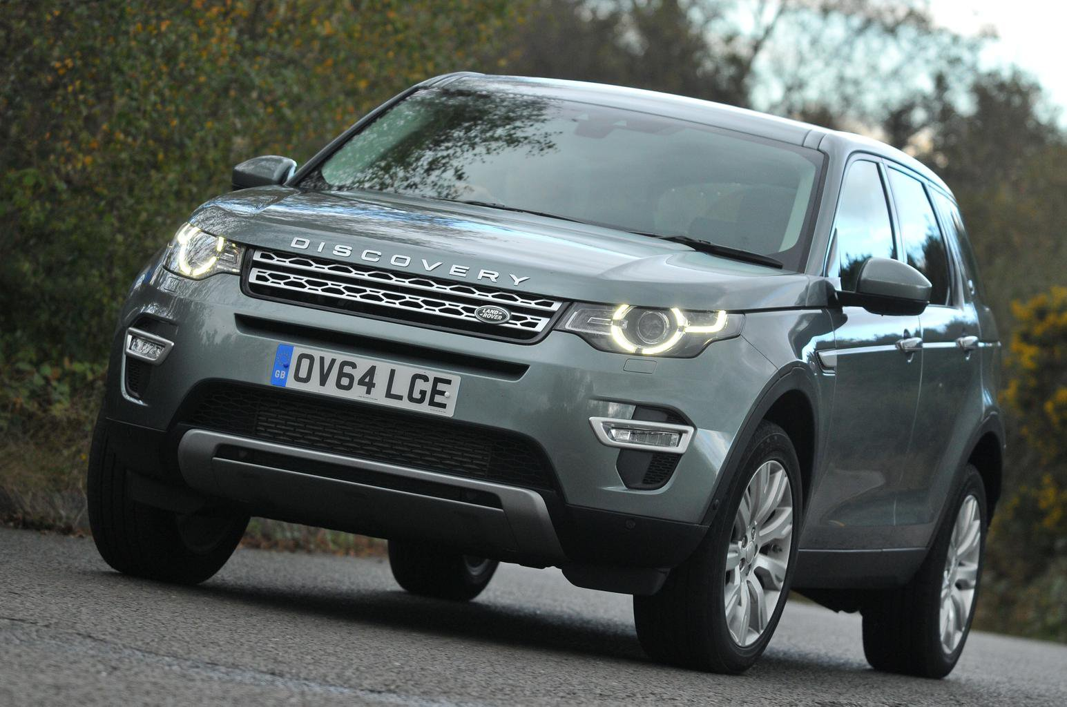 10 reasons to buy a Land Rover Discovery Sport