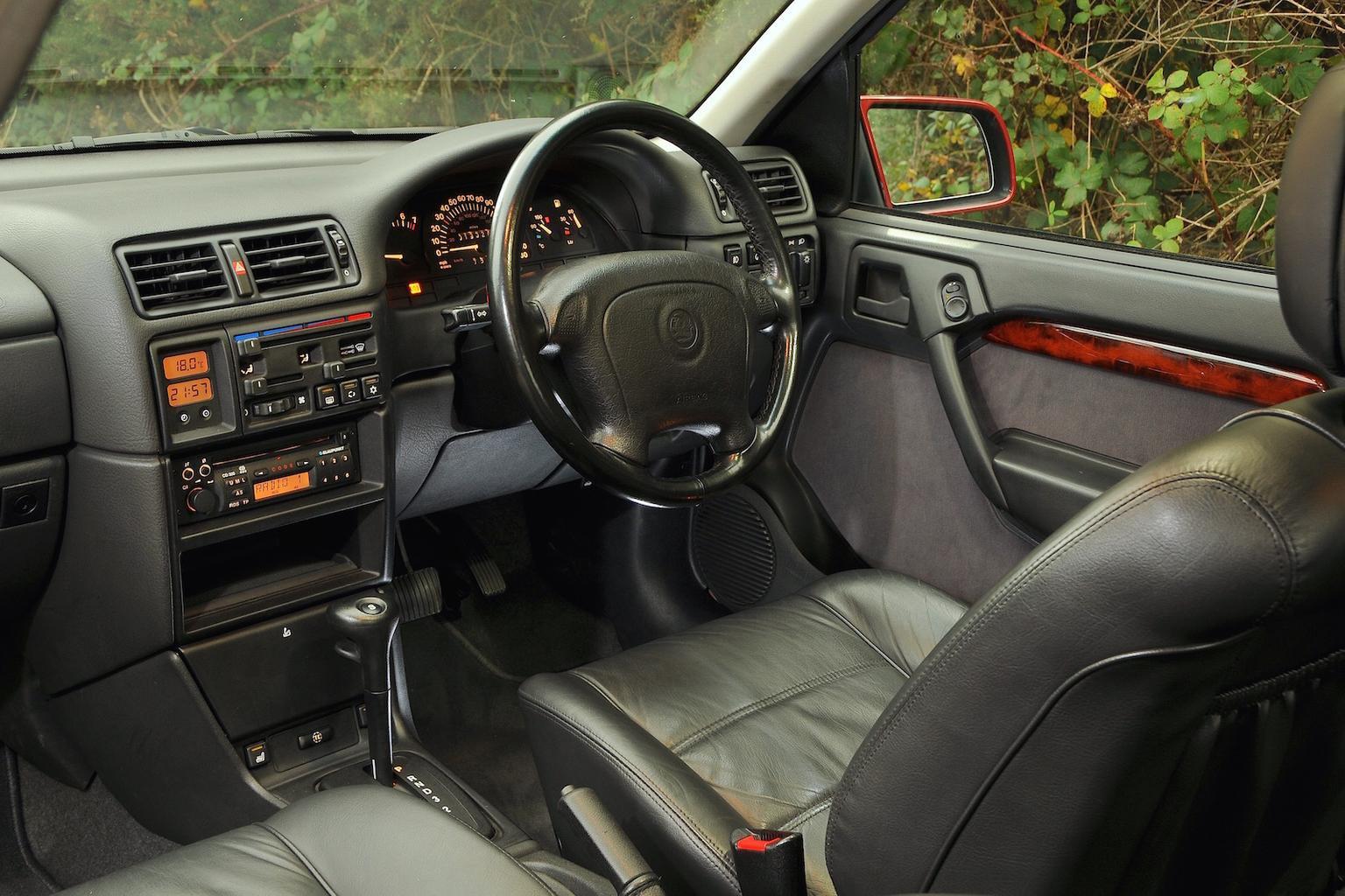 Vauxhall Cavalier – Rewind Wednesday