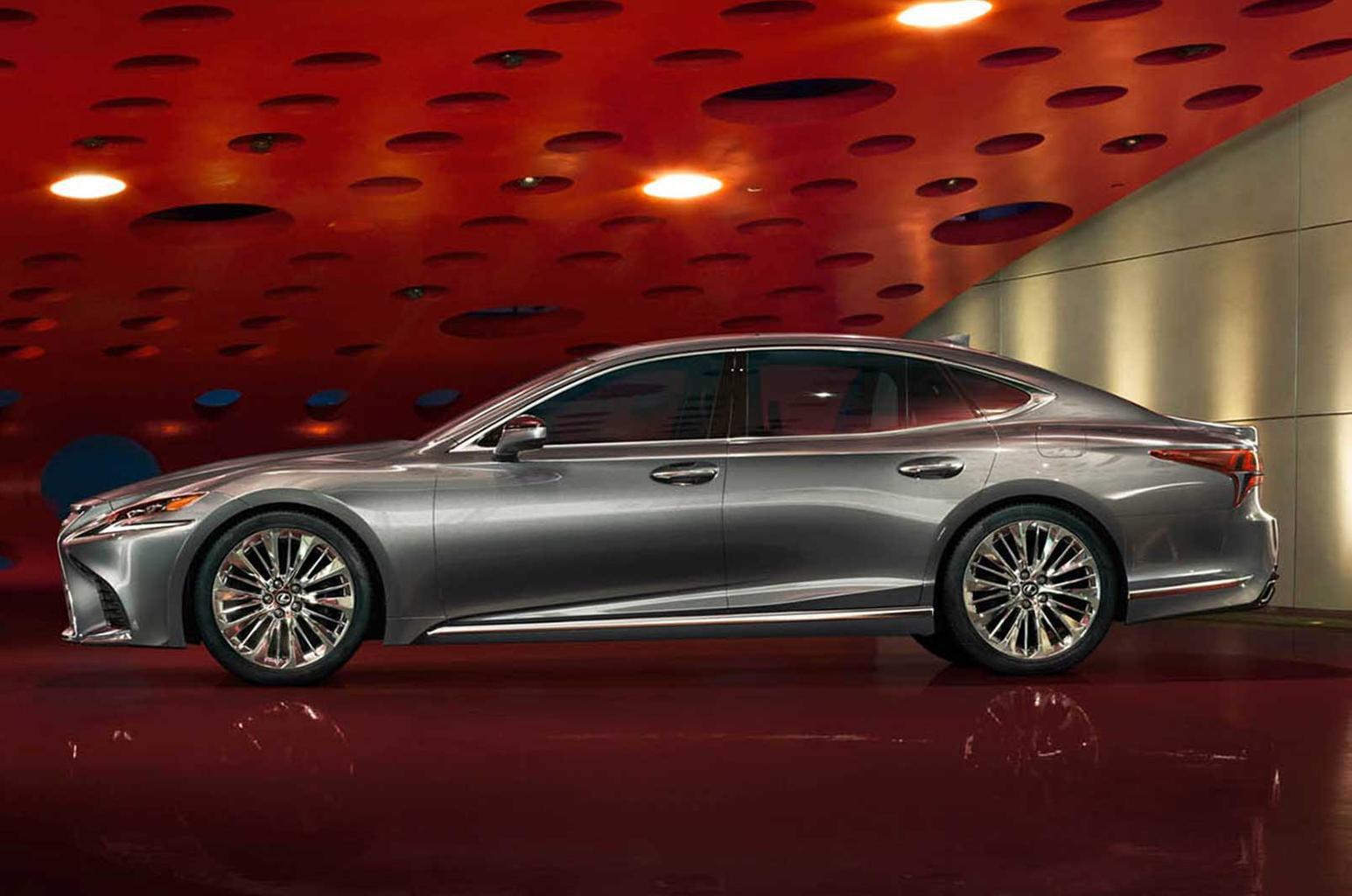 2018 Lexus LS – price, specs and release date