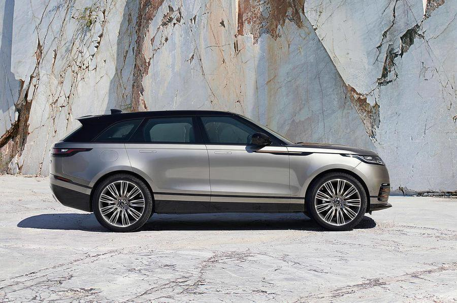 2017 Range Rover Velar - exclusive reader test team preview