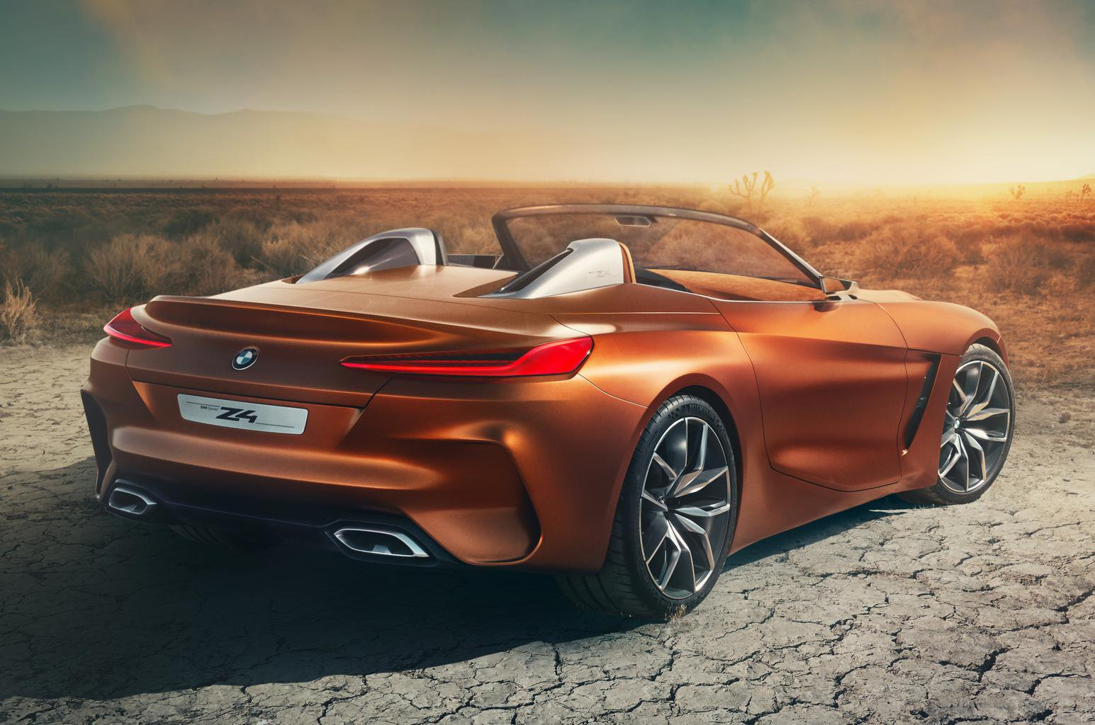 2018 Bmw Z4 Previewed Price Engines And Release Date