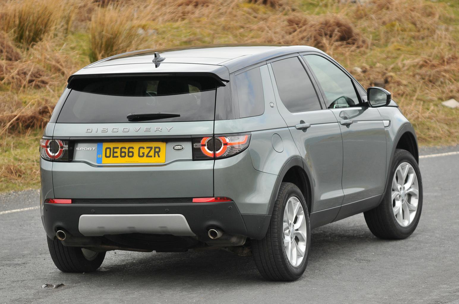 BMW X3 vs Jaguar F-Pace vs Land Rover Discovery Sport