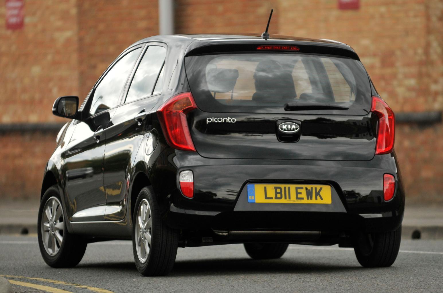 Used Fiat 500 vs Kia Picanto vs Hyundai i10