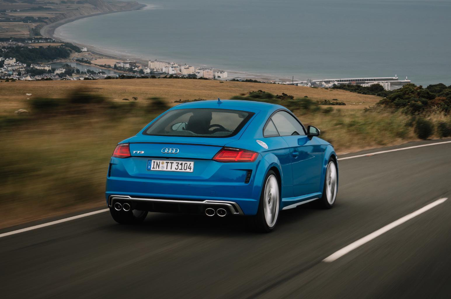 2018 Audi TTS Coupe review – price, specs and release date