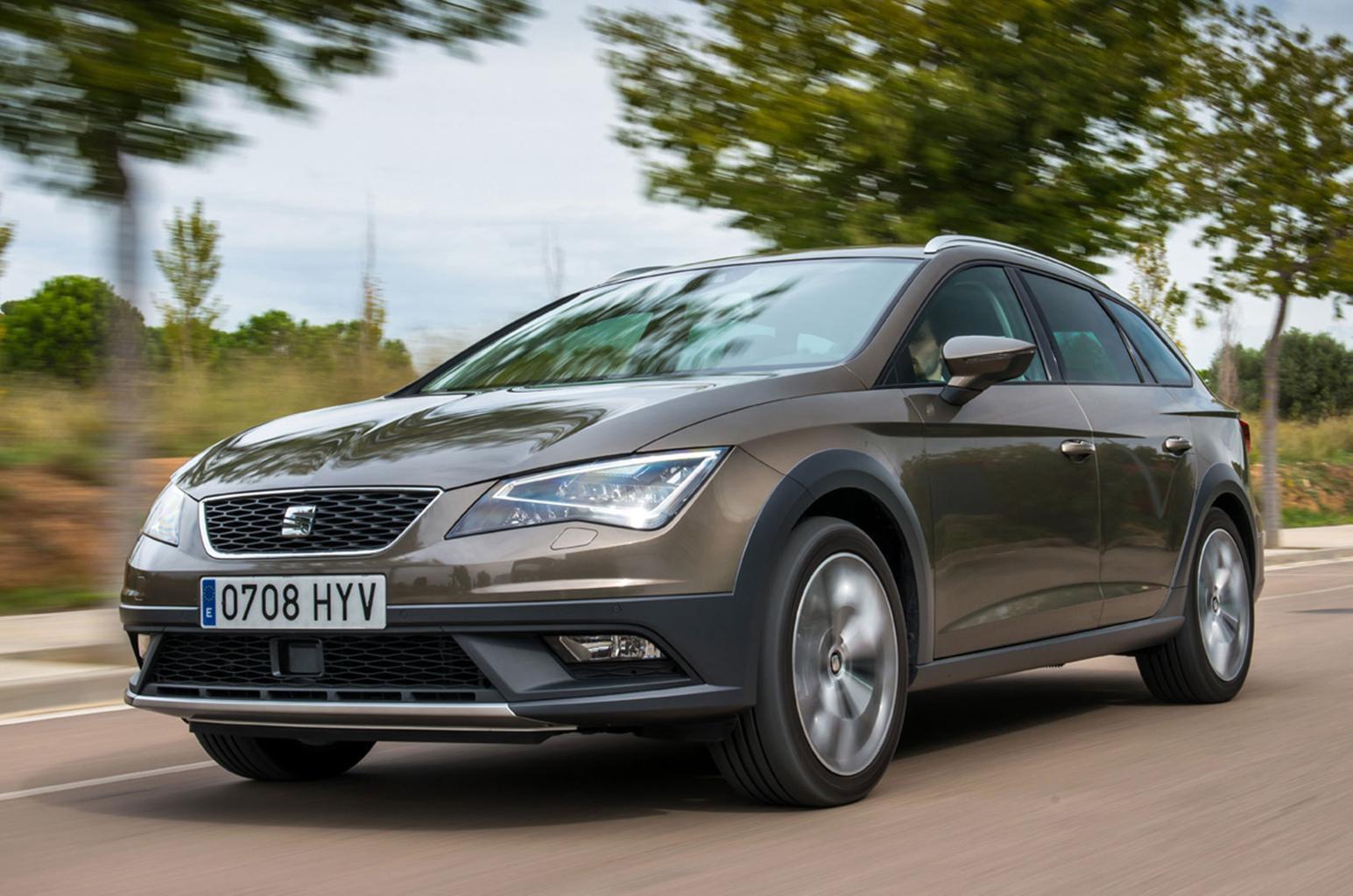 What Car? Personal Shopper: four-wheel drive estate for less than £40,000