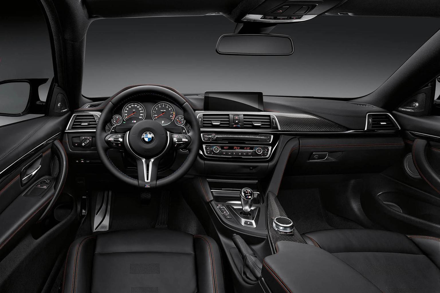 Upgraded BMW 4 Series revealed