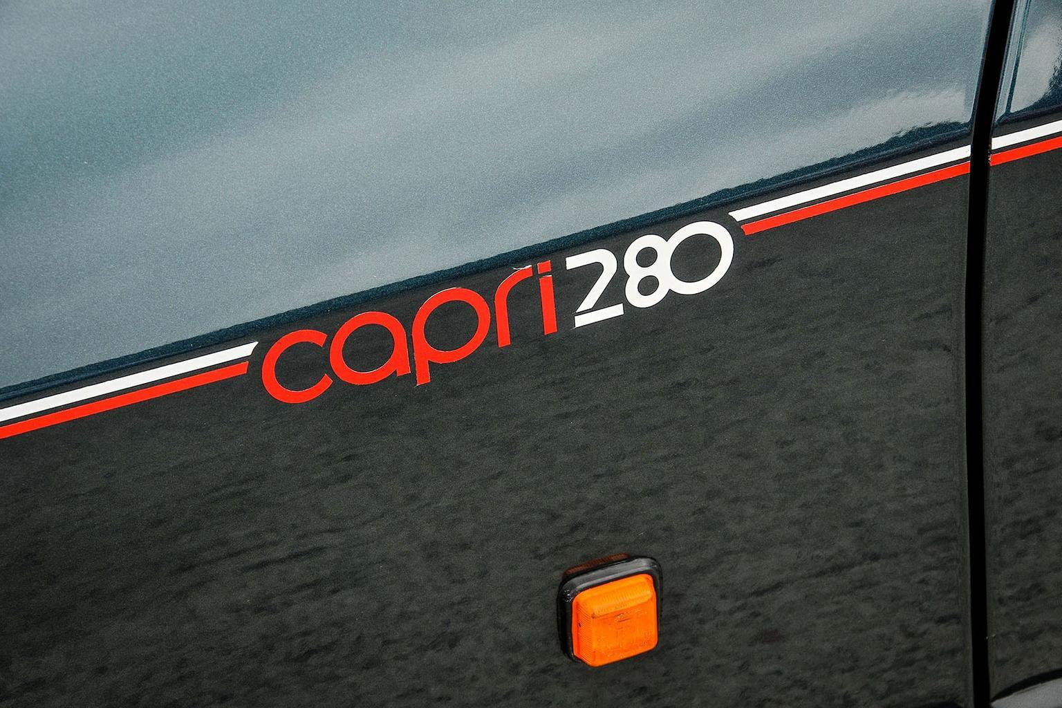 Ford Capri 2.8i – Rewind Wednesday