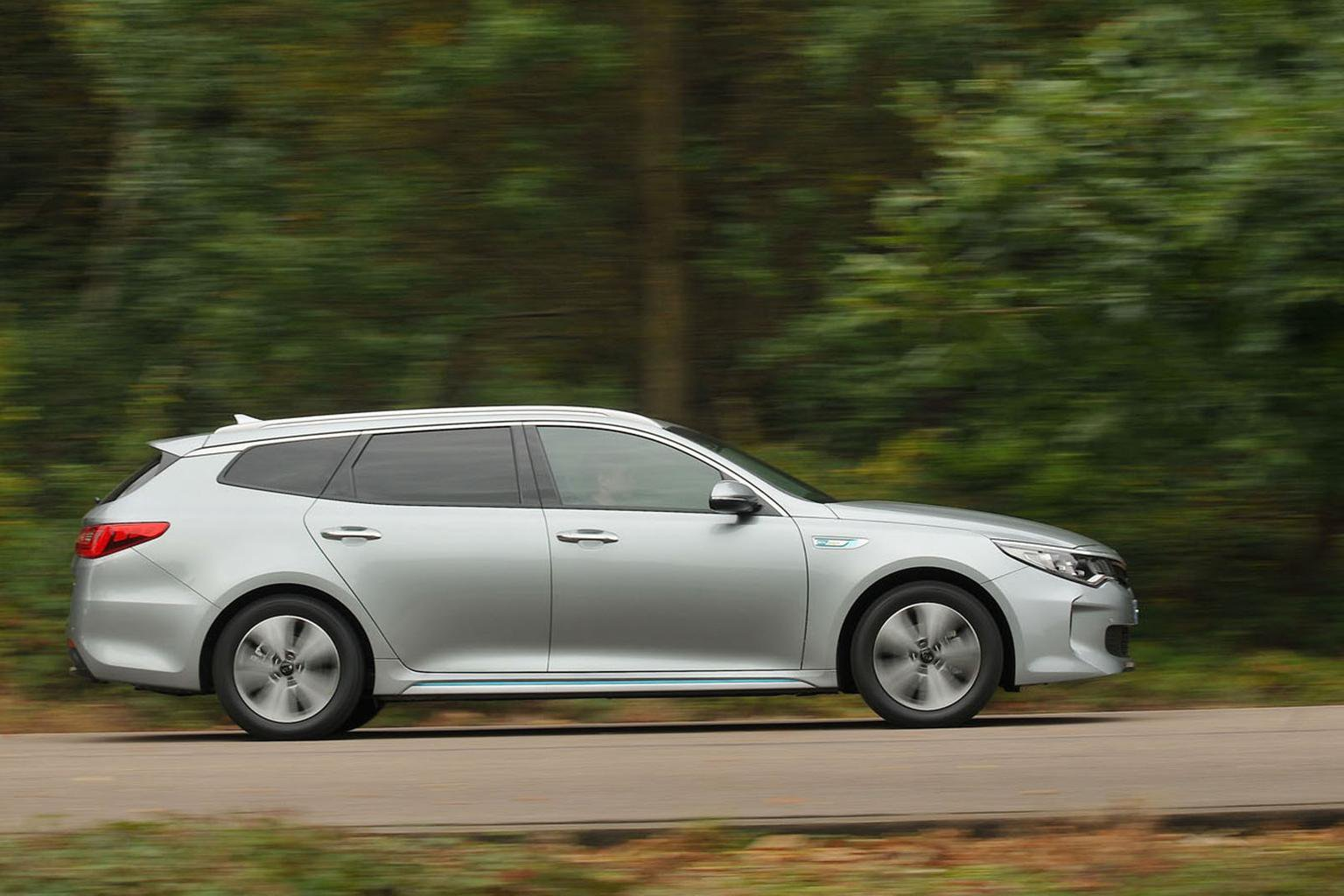 2017 Kia Optima Sportswagon PHEV review - price, specs and release date