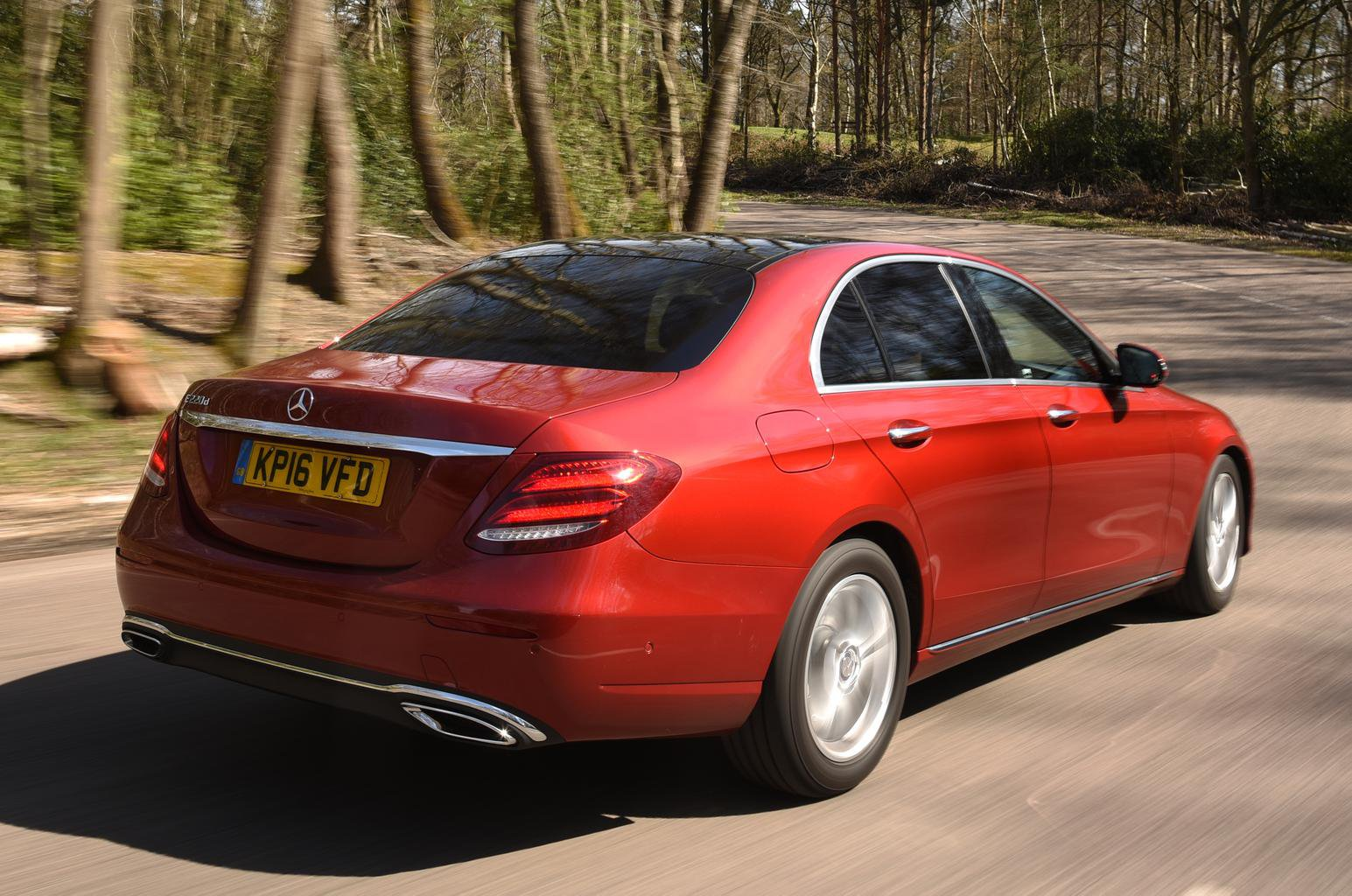 7 reasons to buy a Mercedes E-Class