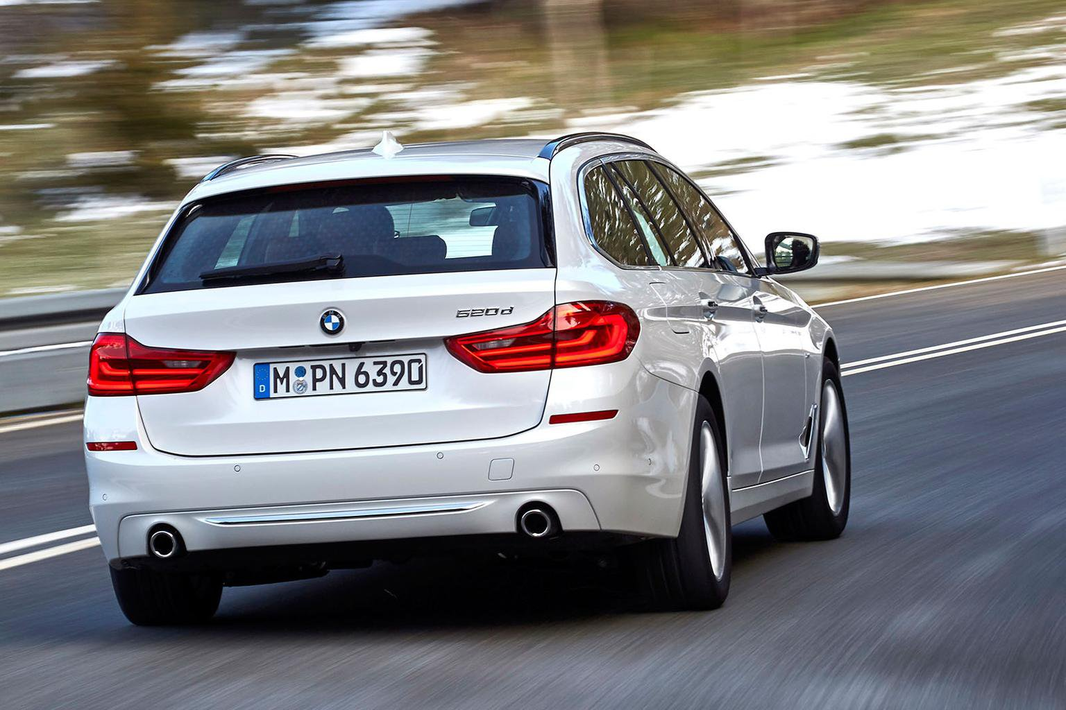 BMW 5 Series Touring gallery