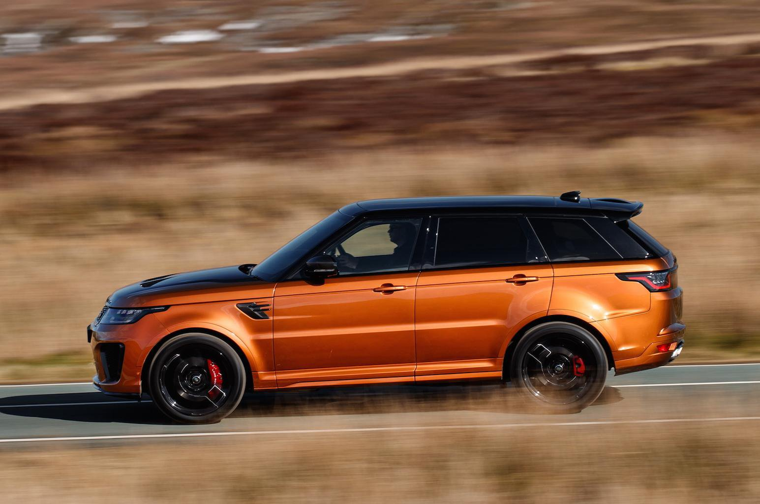 2018 Range Rover Sport SVR review - price, specs and release dates