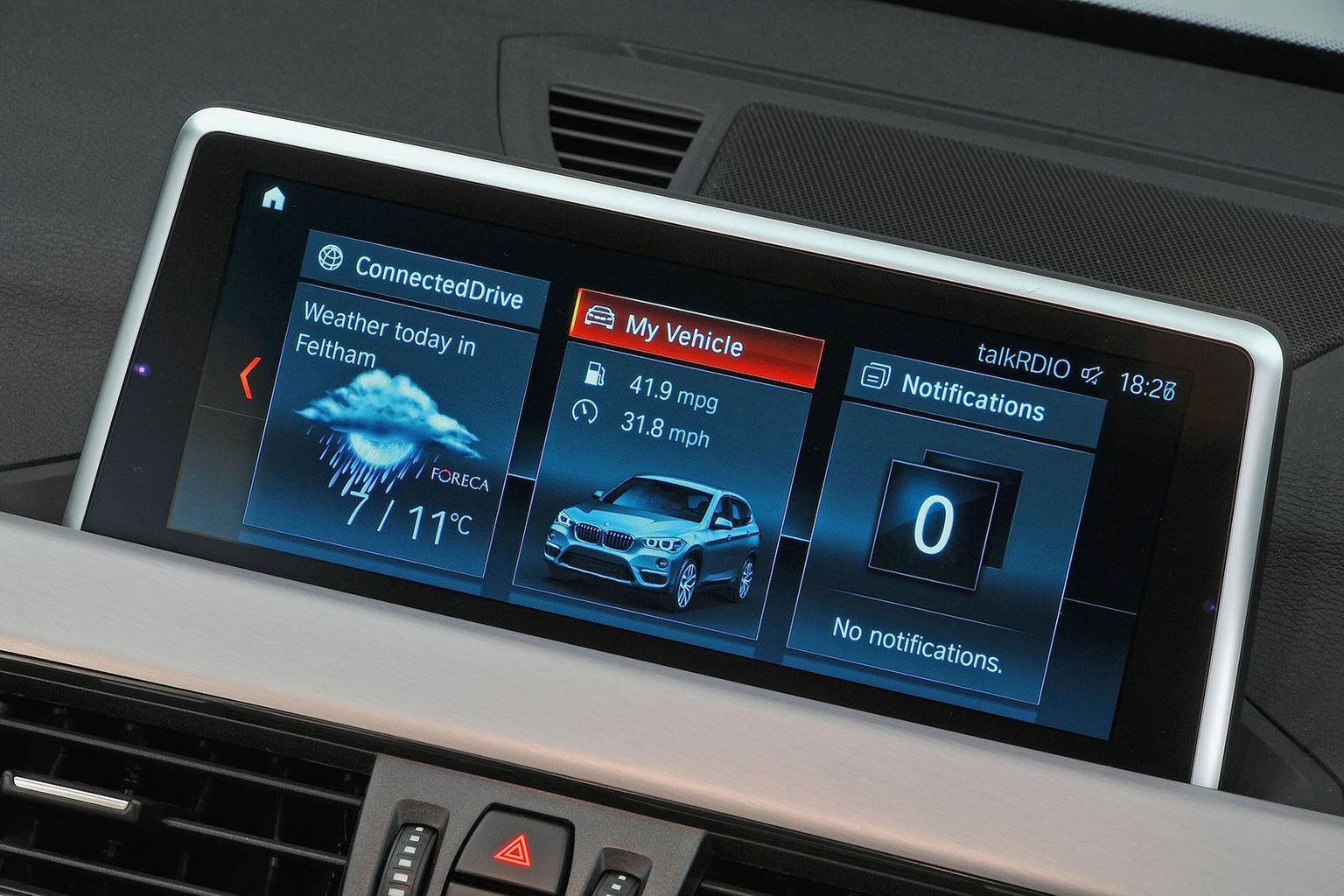 New Volvo XC40 vs BMW X1 vs Volkswagen Tiguan