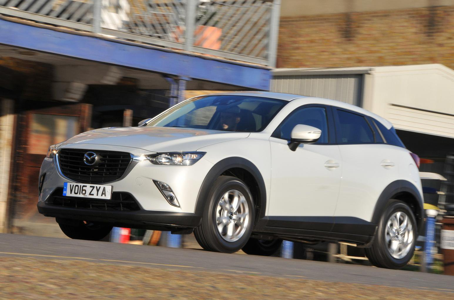 Mazda CX-3 vs Skoda Yeti vs Suzuki Vitara