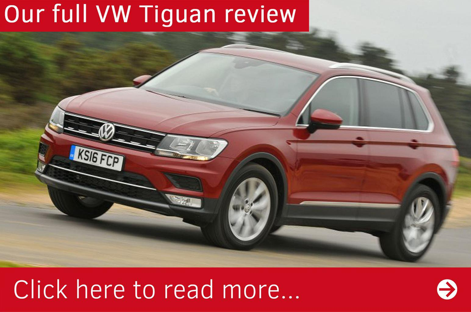 How to spec a Volkswagen Tiguan