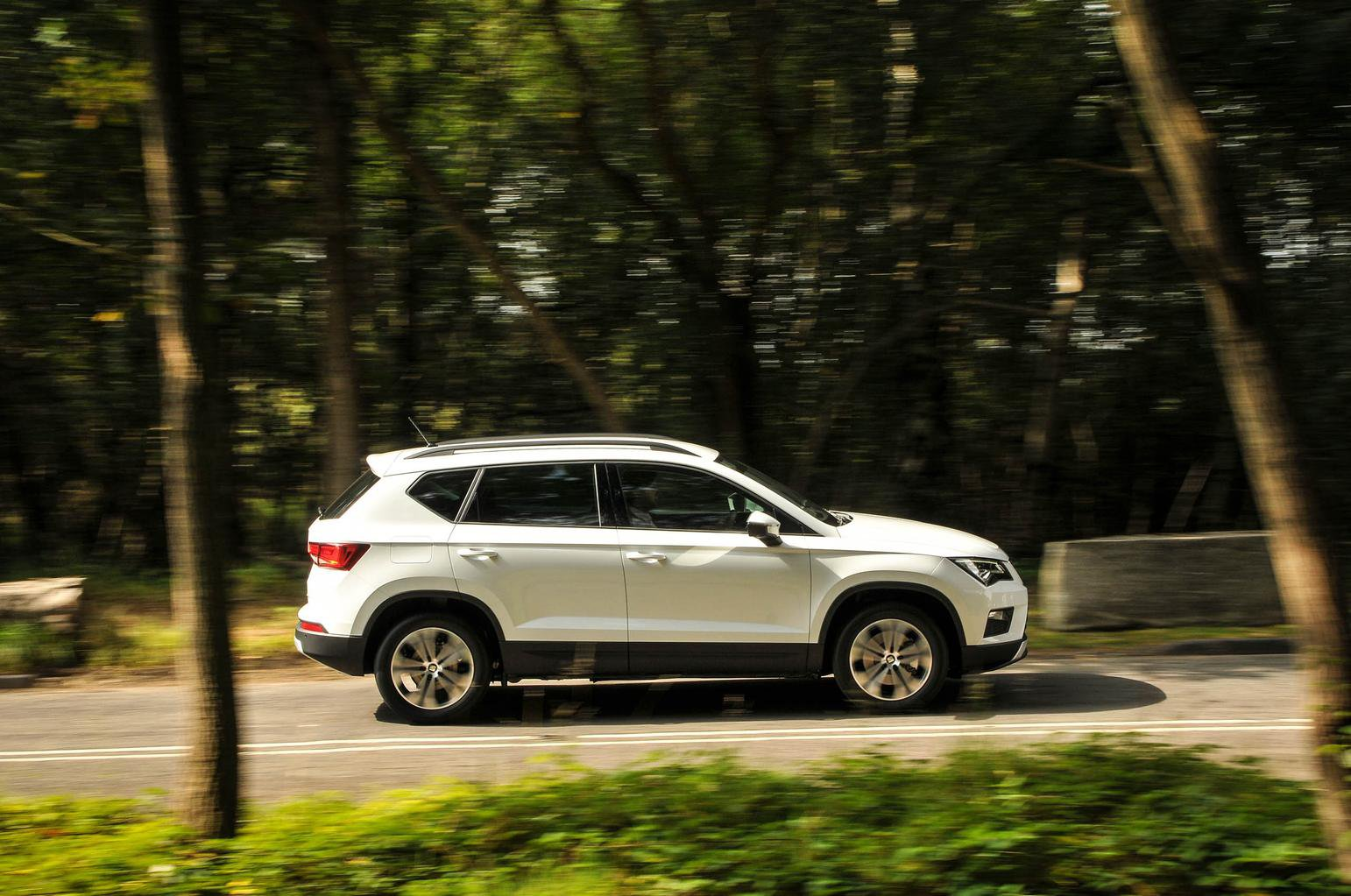 2016 Seat Ateca SE 1.0 TSI Ecomotive review