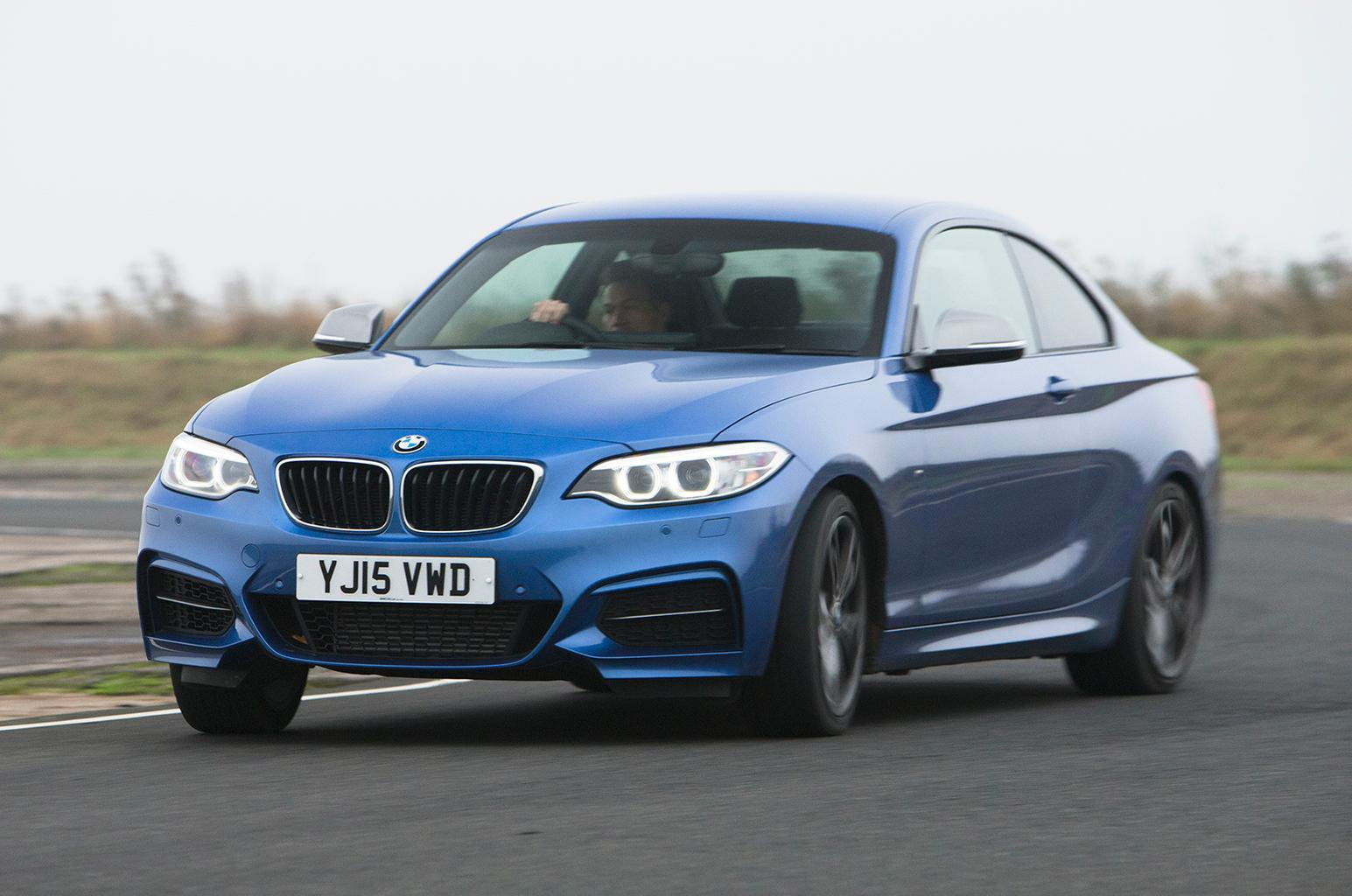 Used test: BMW M235i vs Ford Mustang
