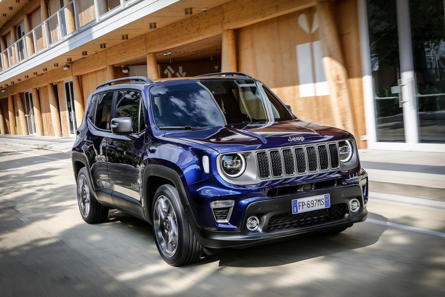 2018 Jeep Renegade review - price, specs and release date