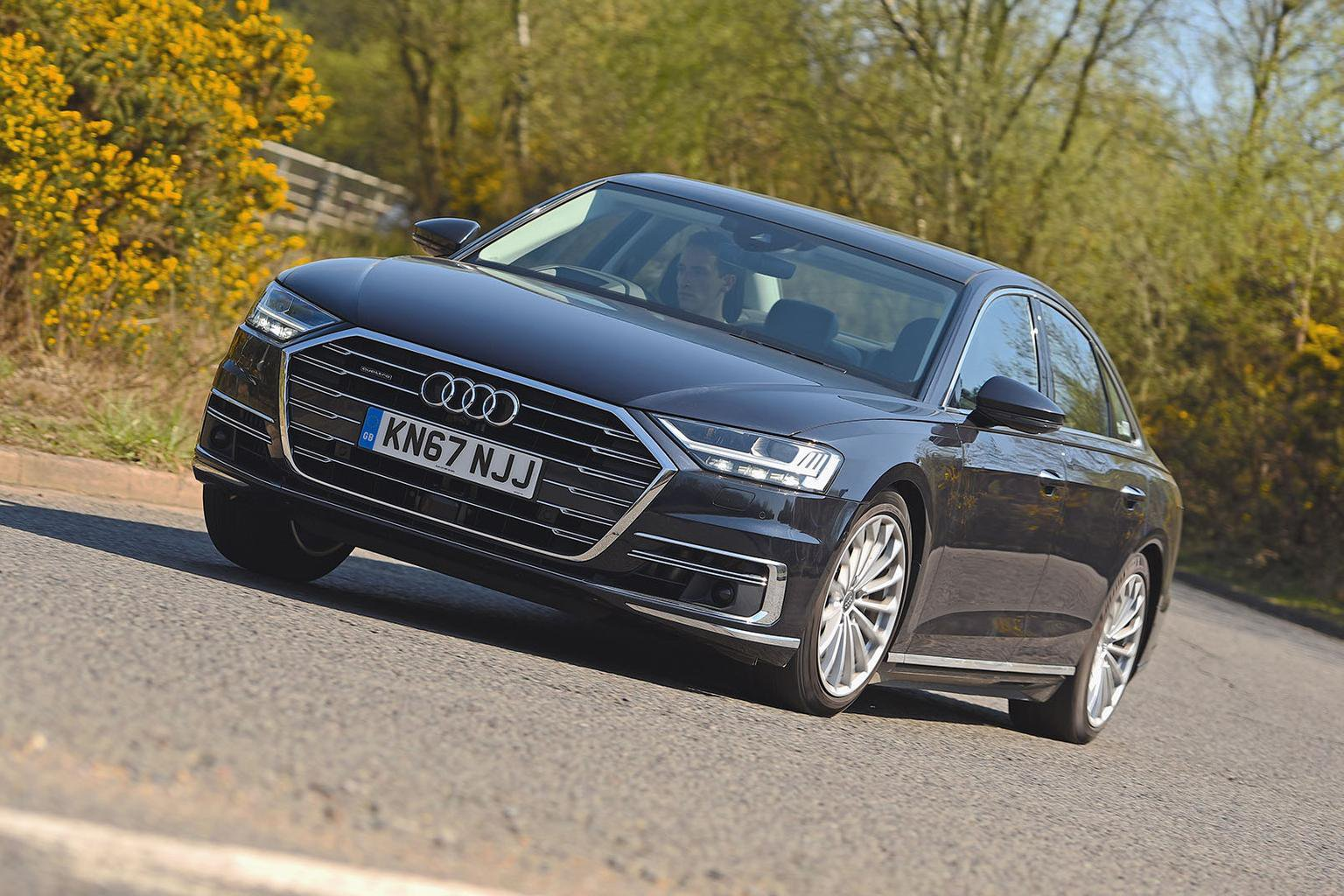 New Lexus LS vs Audi A8