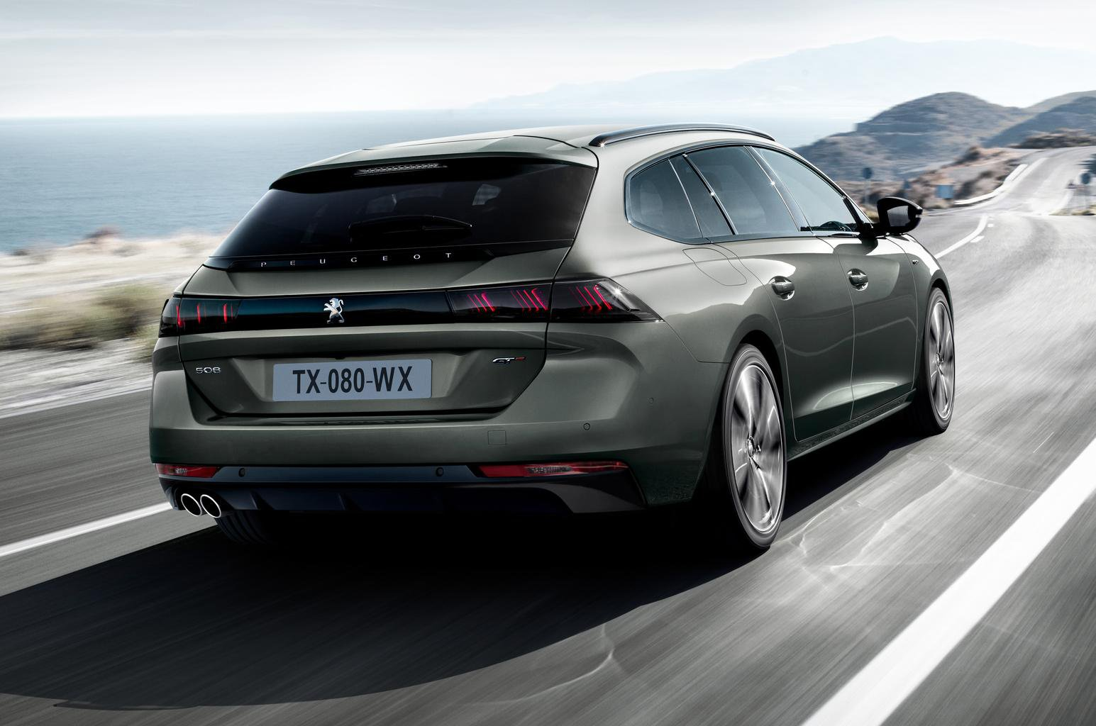 2019 Peugeot 508 SW revealed – price, specs and release date