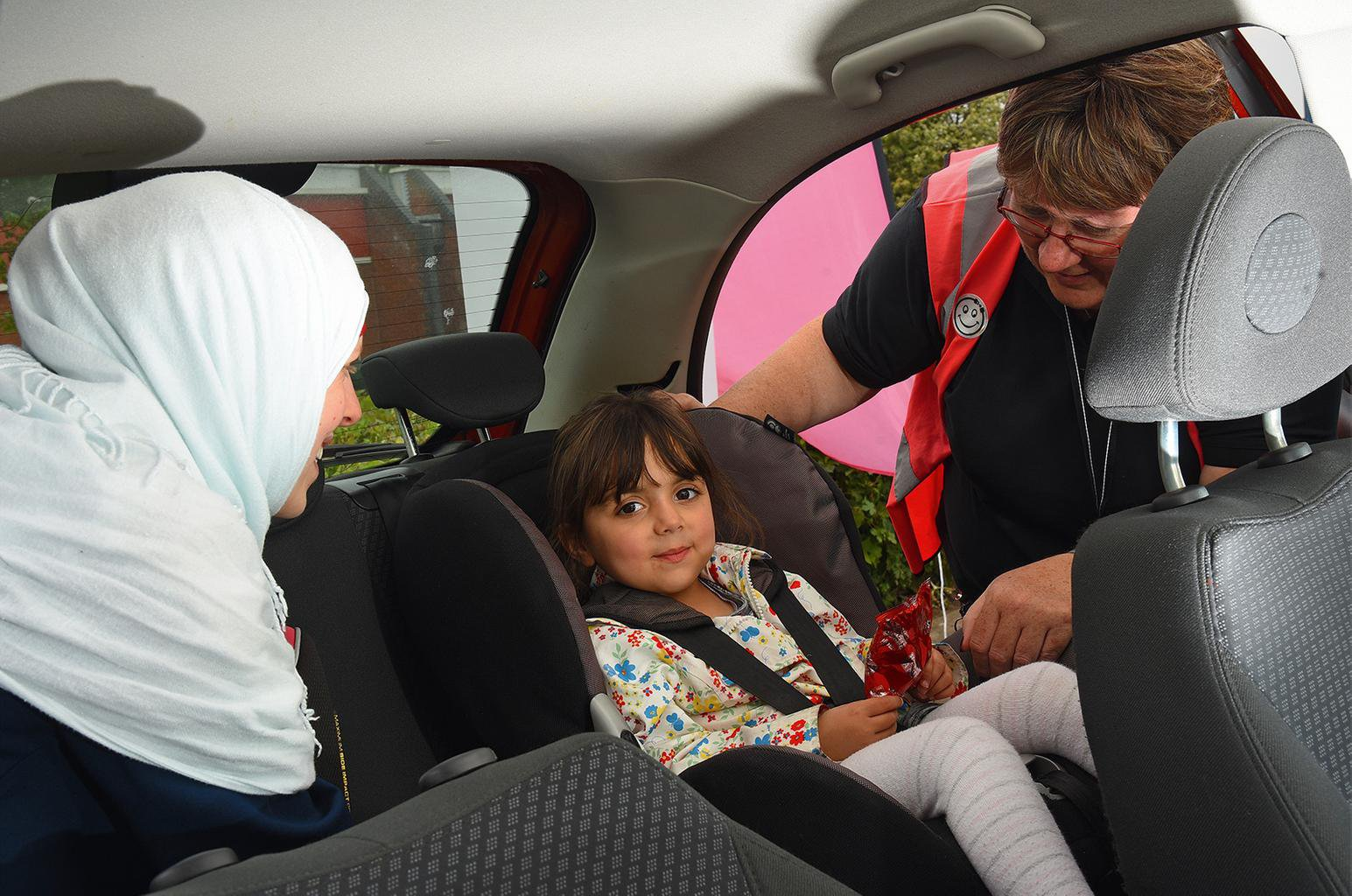 Child car seat fitting – are you putting your children at risk?