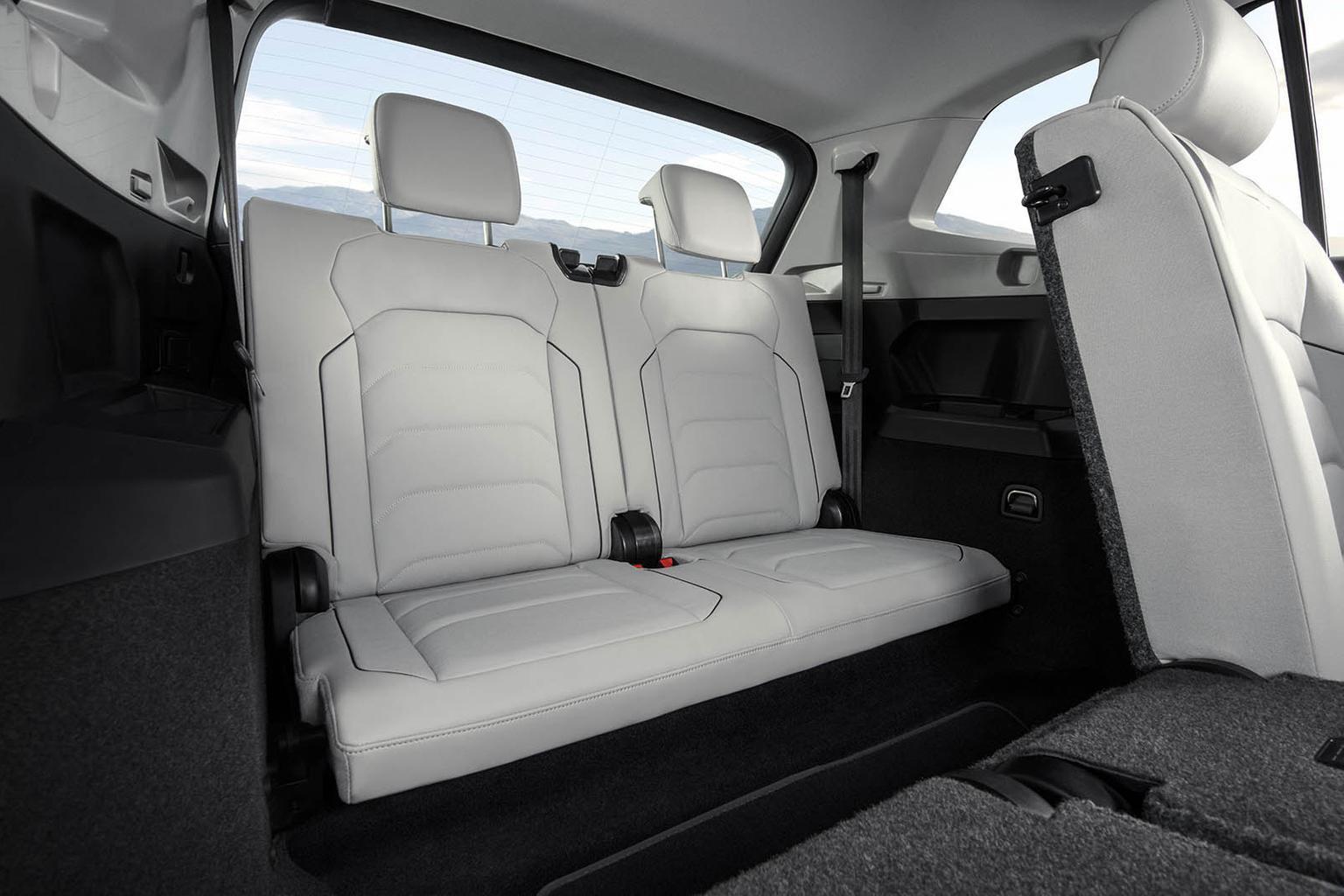 New Volkswagen Tiguan Allspace revealed at Detroit motor show