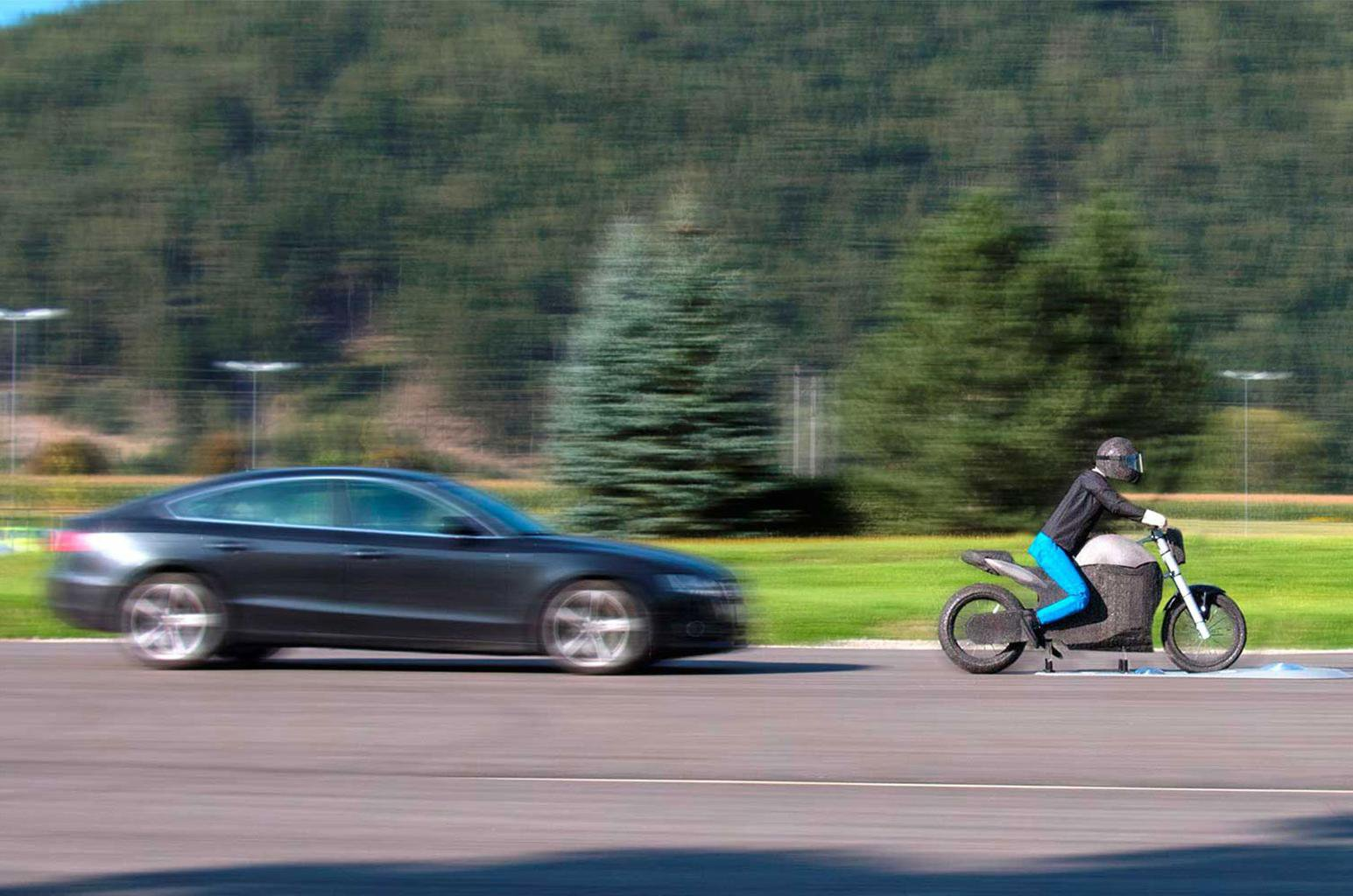 Road accidents fall 10% in five years thanks to new safety aids