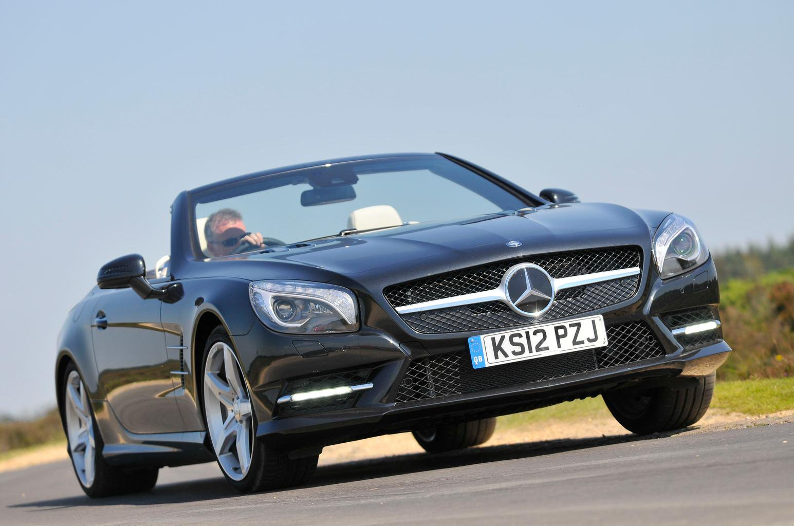 Used Mercedes SL vs BMW 6 Series Convertible vs Porsche 911 Cabriolet
