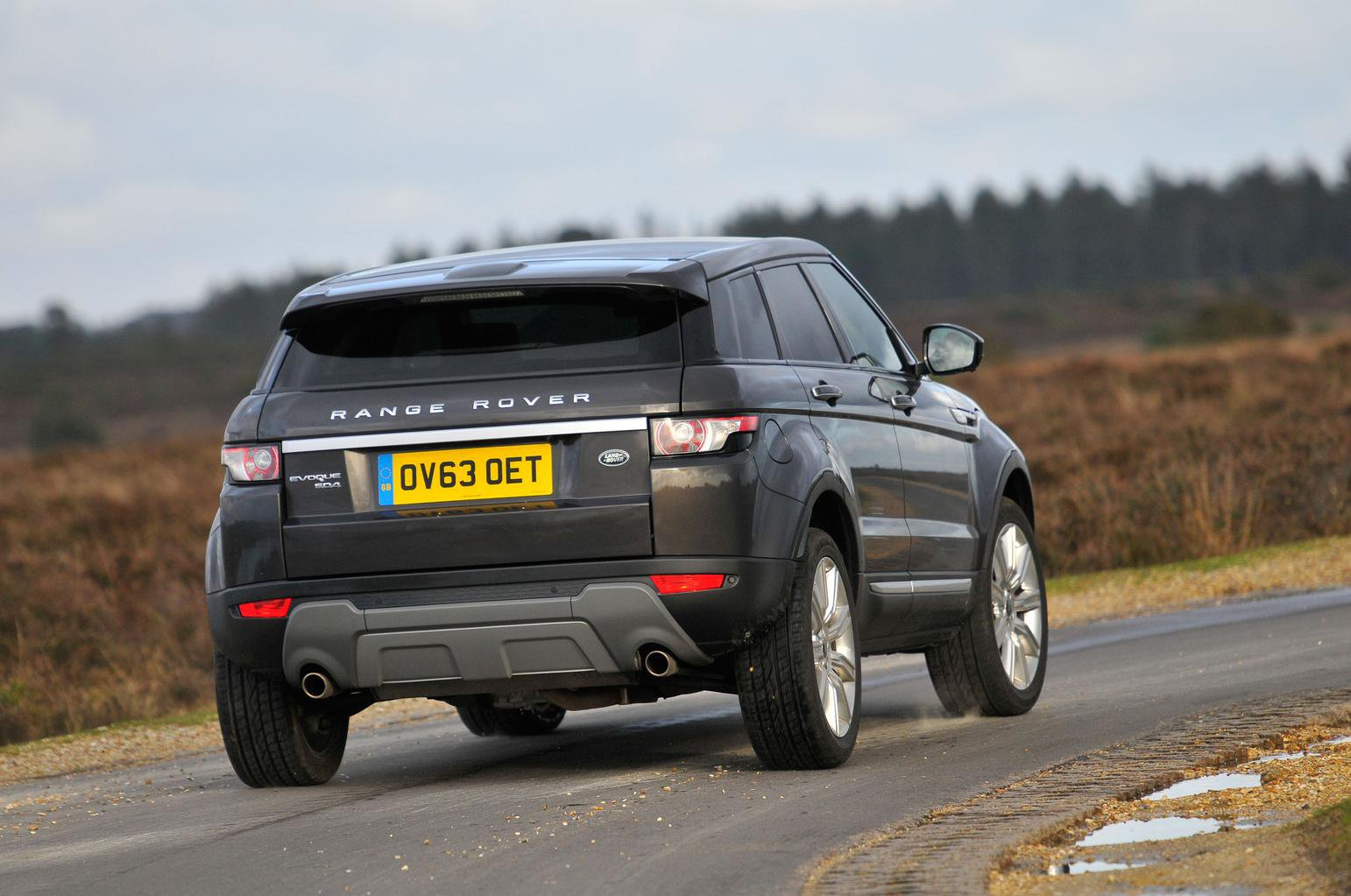 7 reasons to buy a Range Rover Evoque