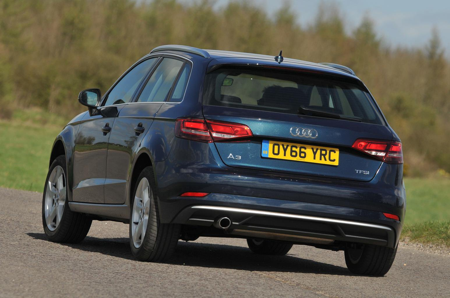 New Volkswagen Golf and Honda Civic vs Audi A3 Sportback