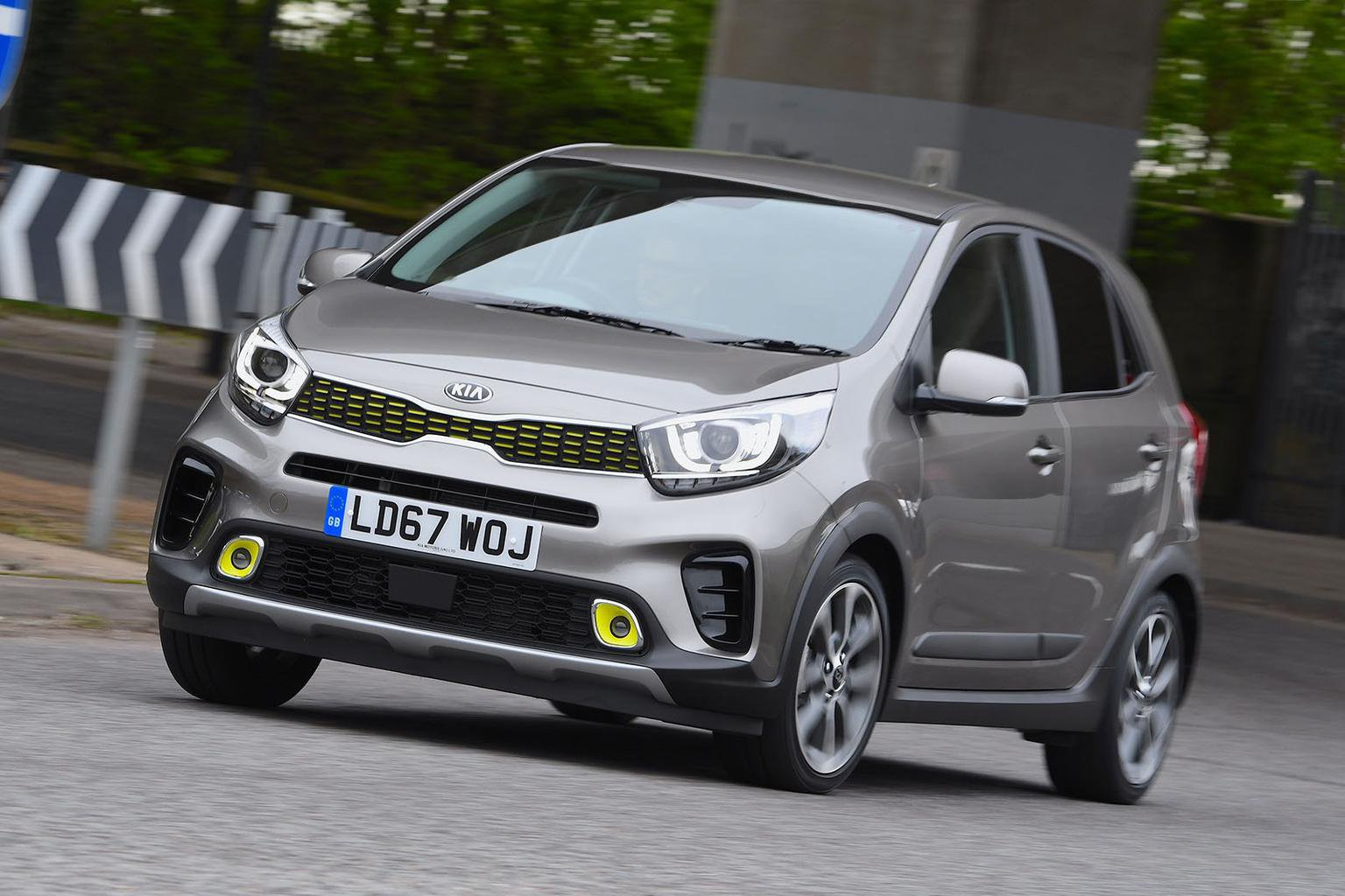 New Kia Picanto X-Line and Vauxhall Viva Rocks vs Suzuki Ignis