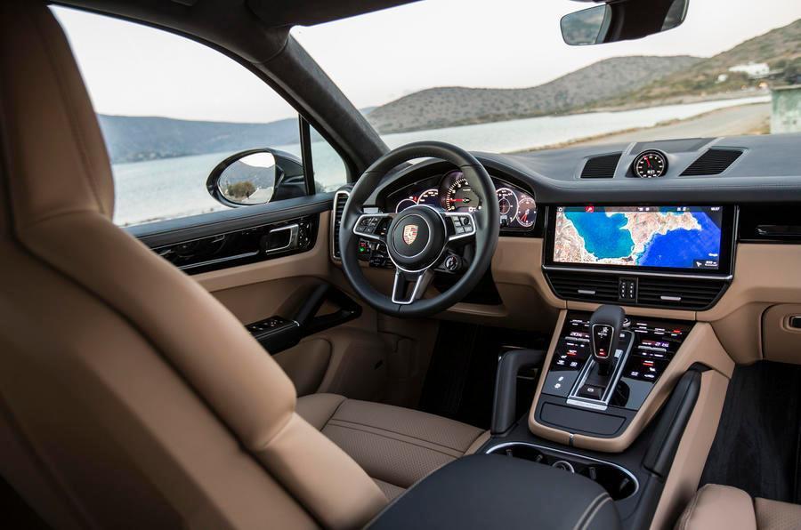 2018 Porsche Cayenne – exclusive Reader Test Team preview