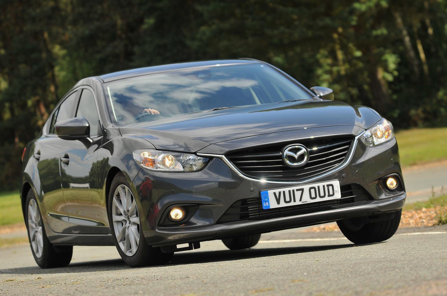 New Vauxhall Insignia Grand Sport vs Mazda 6 vs Skoda Superb