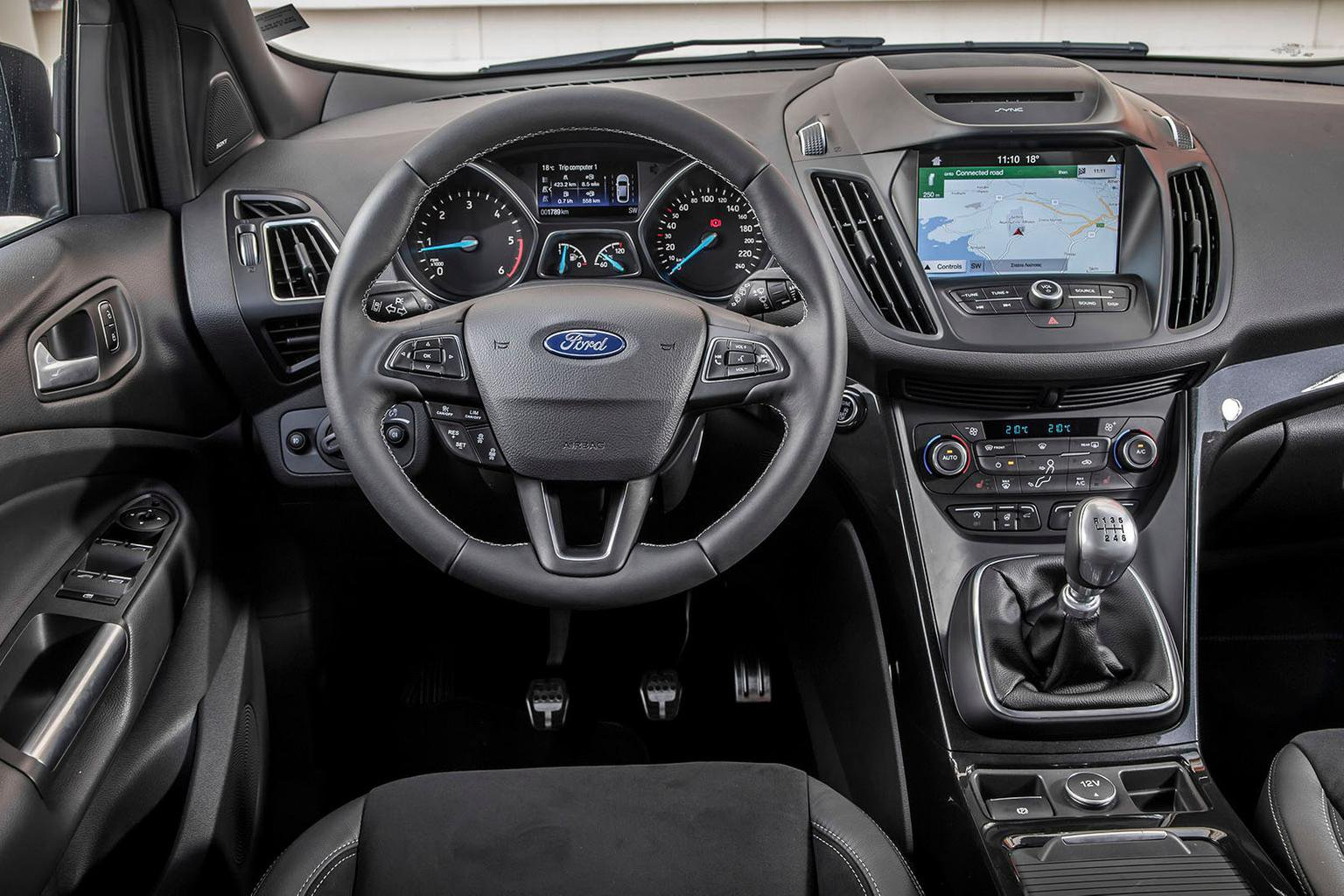 2016 Ford Kuga ST-Line review