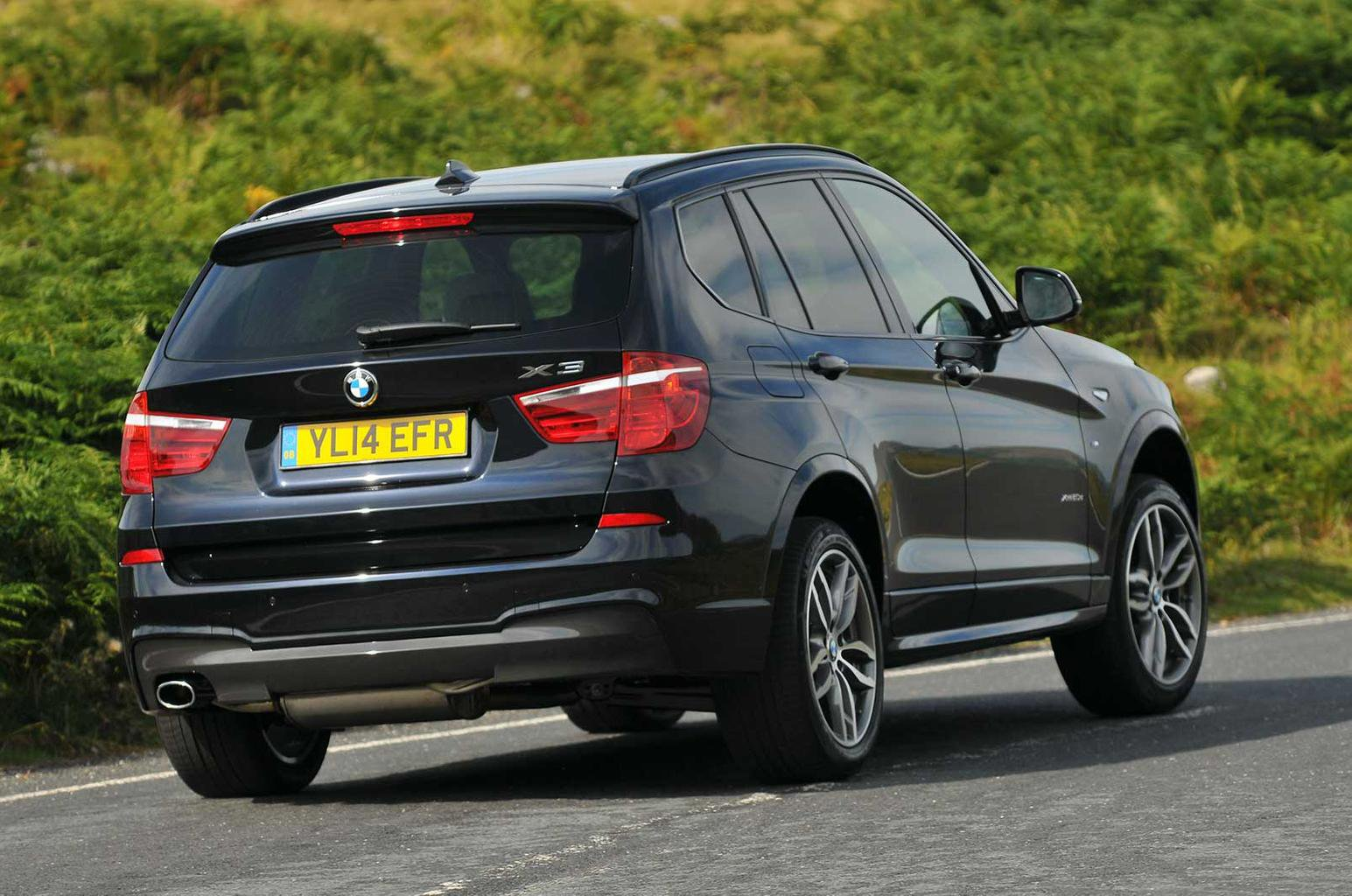 New car deal of the day: BMW X3