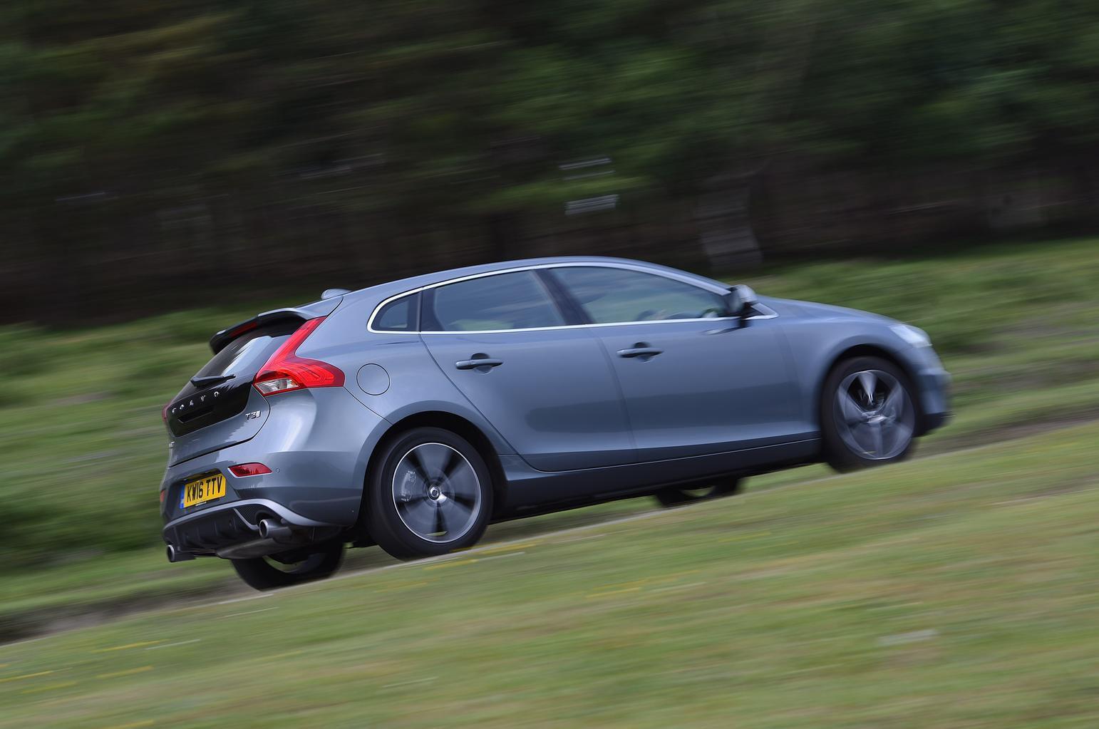 5 reasons to buy a Volvo V40