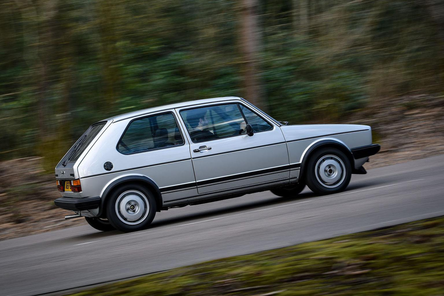 Volkswagen Golf GTI MK1 - Rewind Wednesday