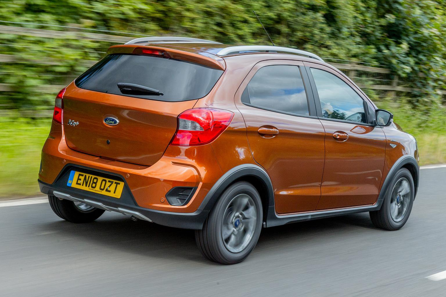 2018 Ford Ka+ Active review - price, specs and release date